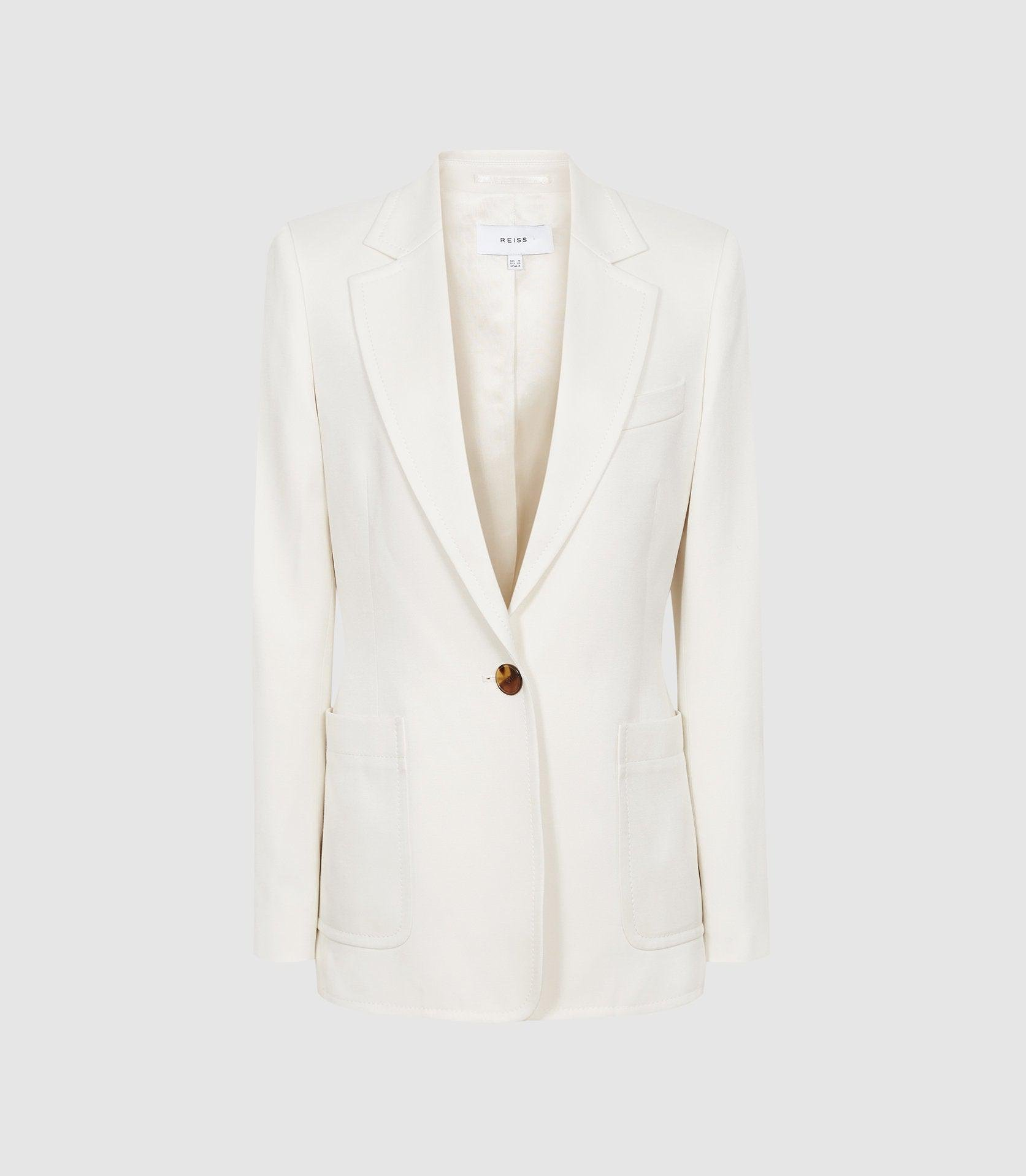 EMBER - TAILORED SINGLE BREASTED BLAZER 5