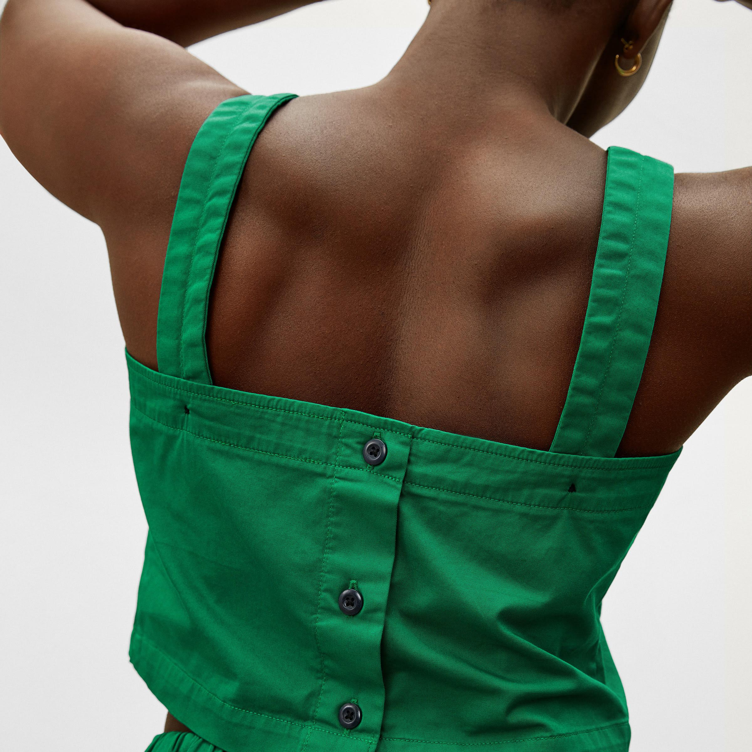 The Button-Back Tank 3