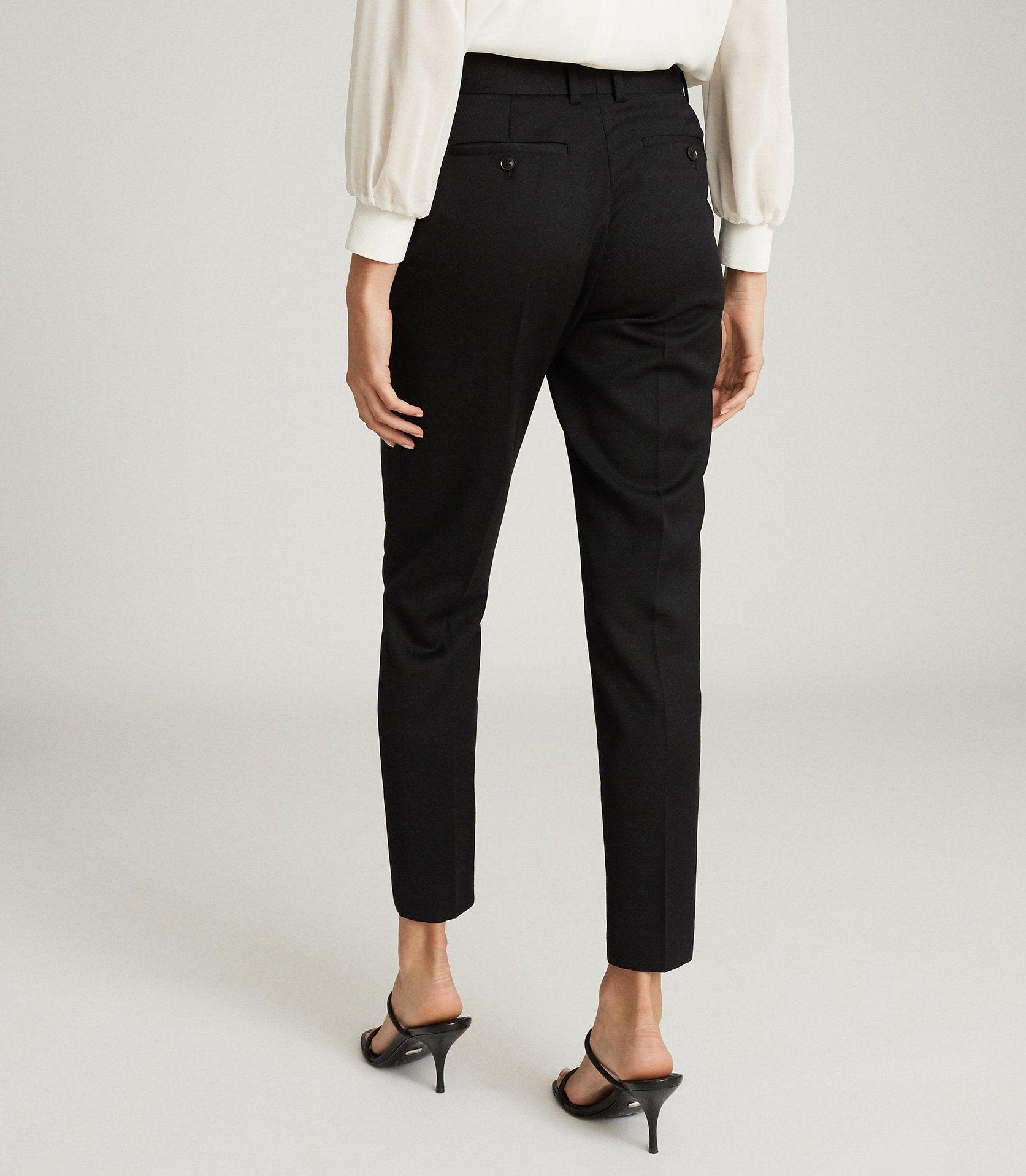 HAYES - SLIM FIT TAILORED PANTS 2
