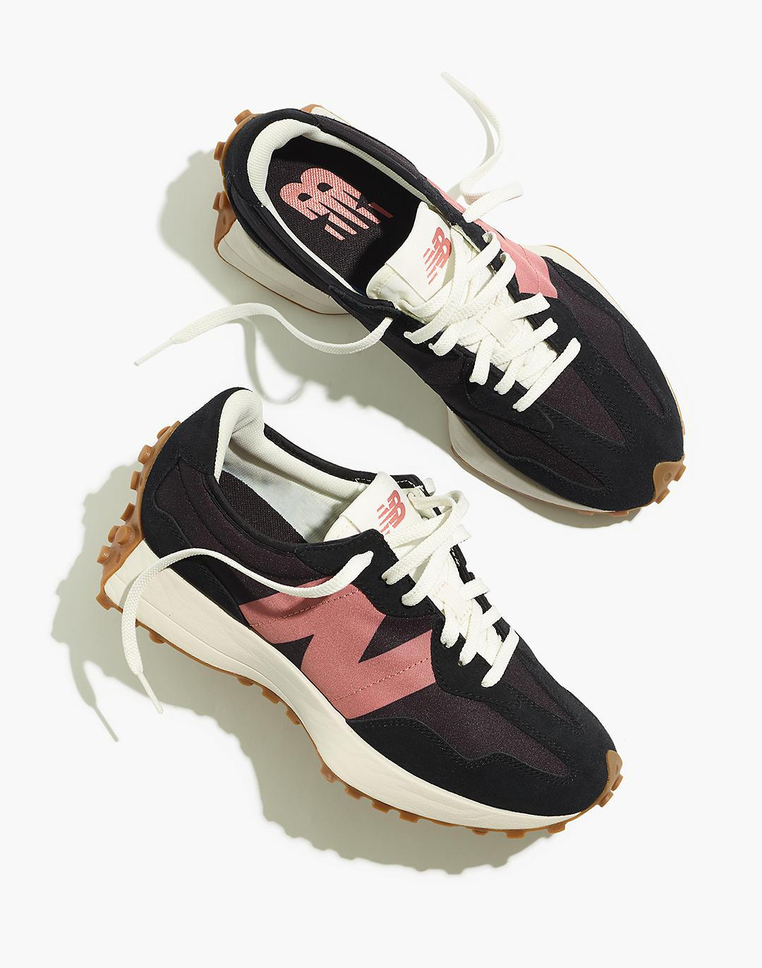 New Balance® Suede 327 Sneakers
