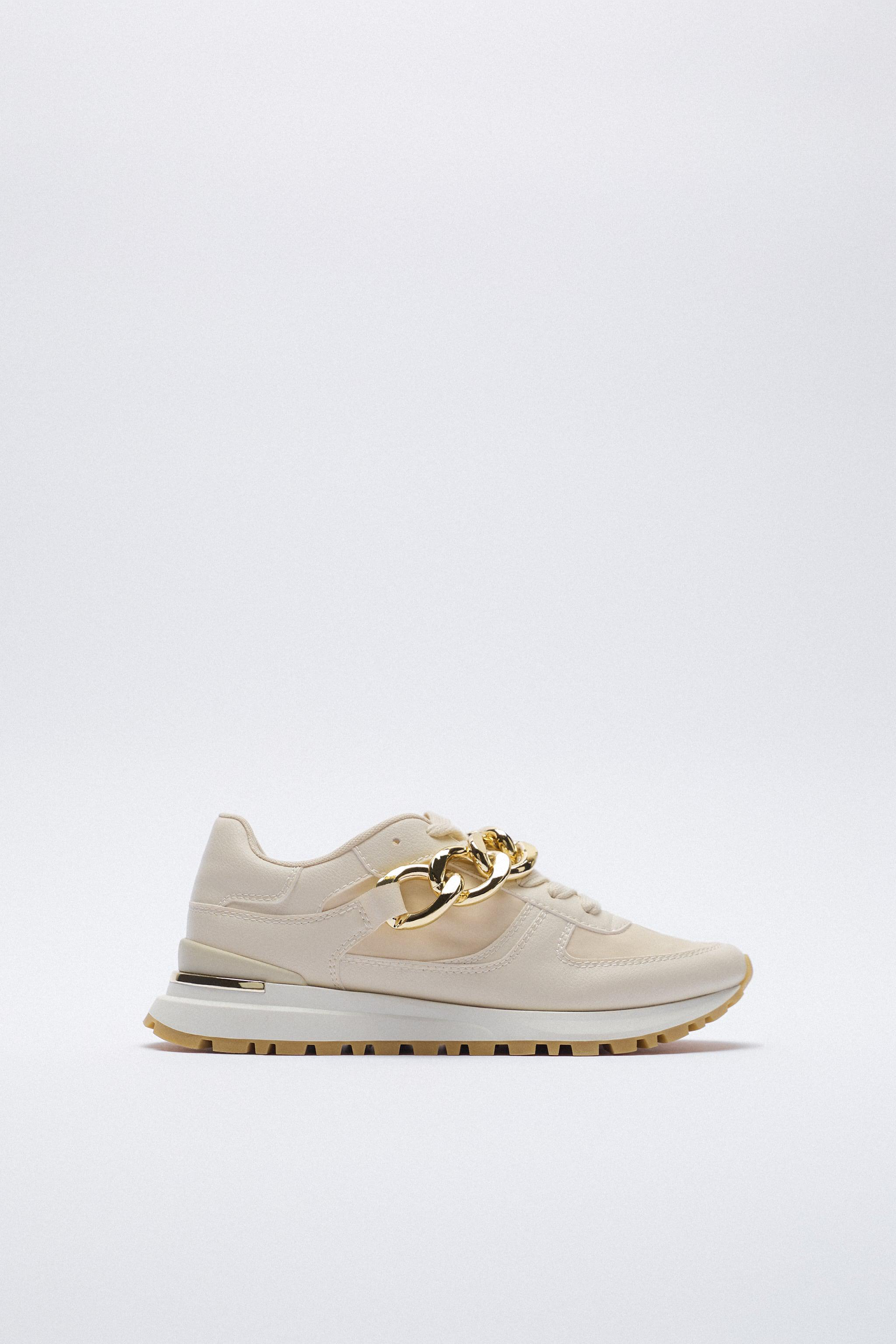 THICK CHAIN SNEAKERS