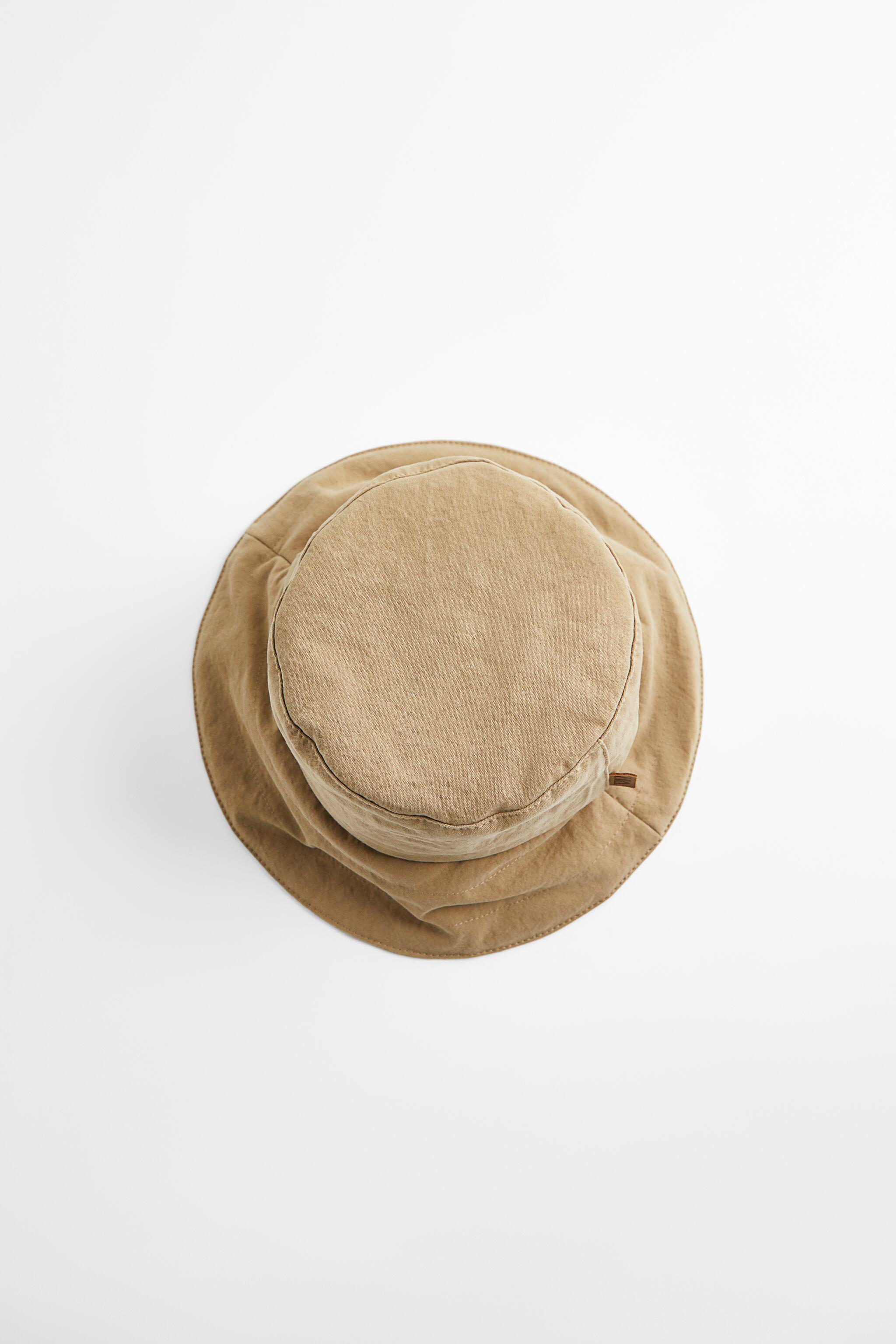 QUILTED BUCKET HAT 6