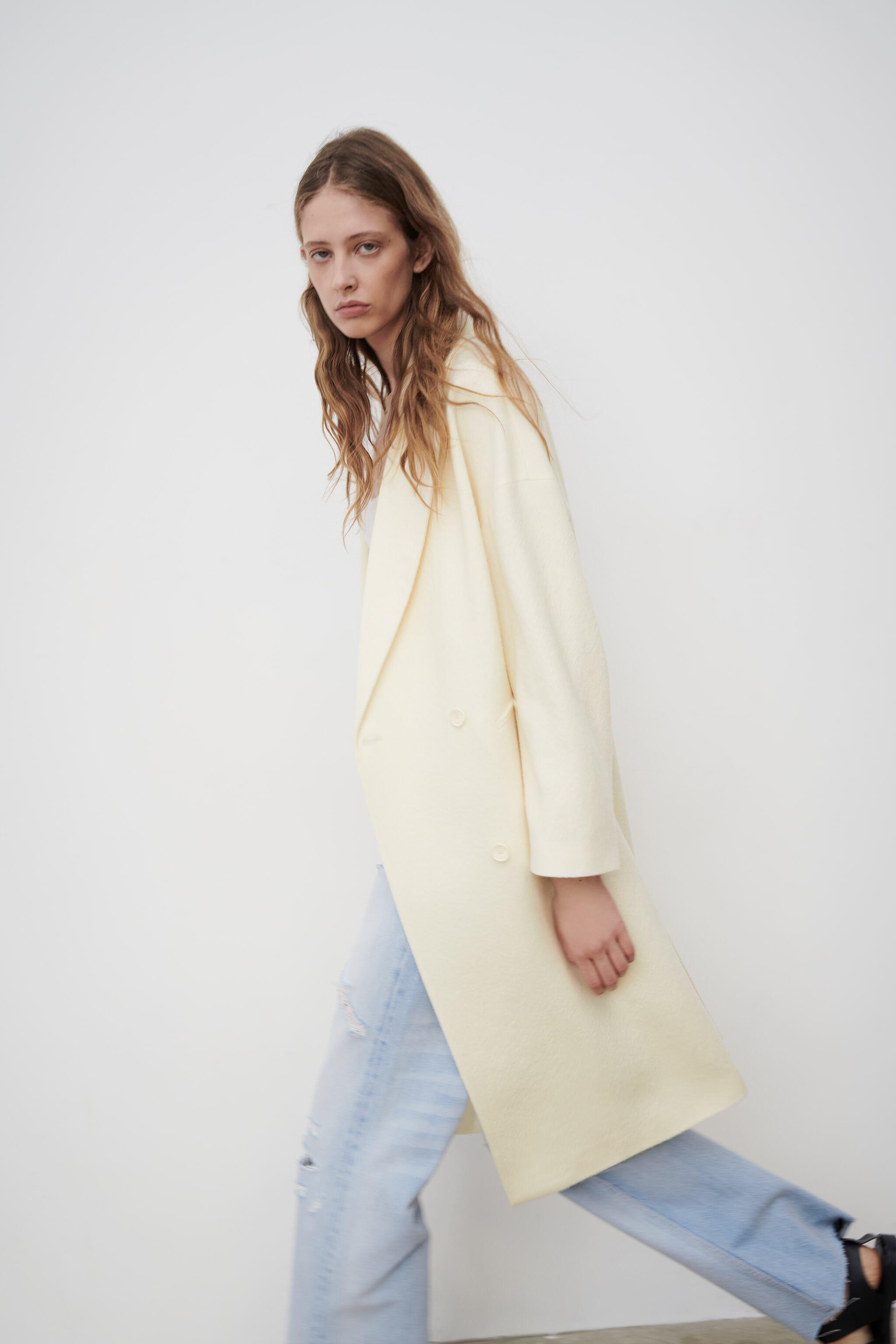 OVERSIZED WOOL COAT LIMITED EDITION 7