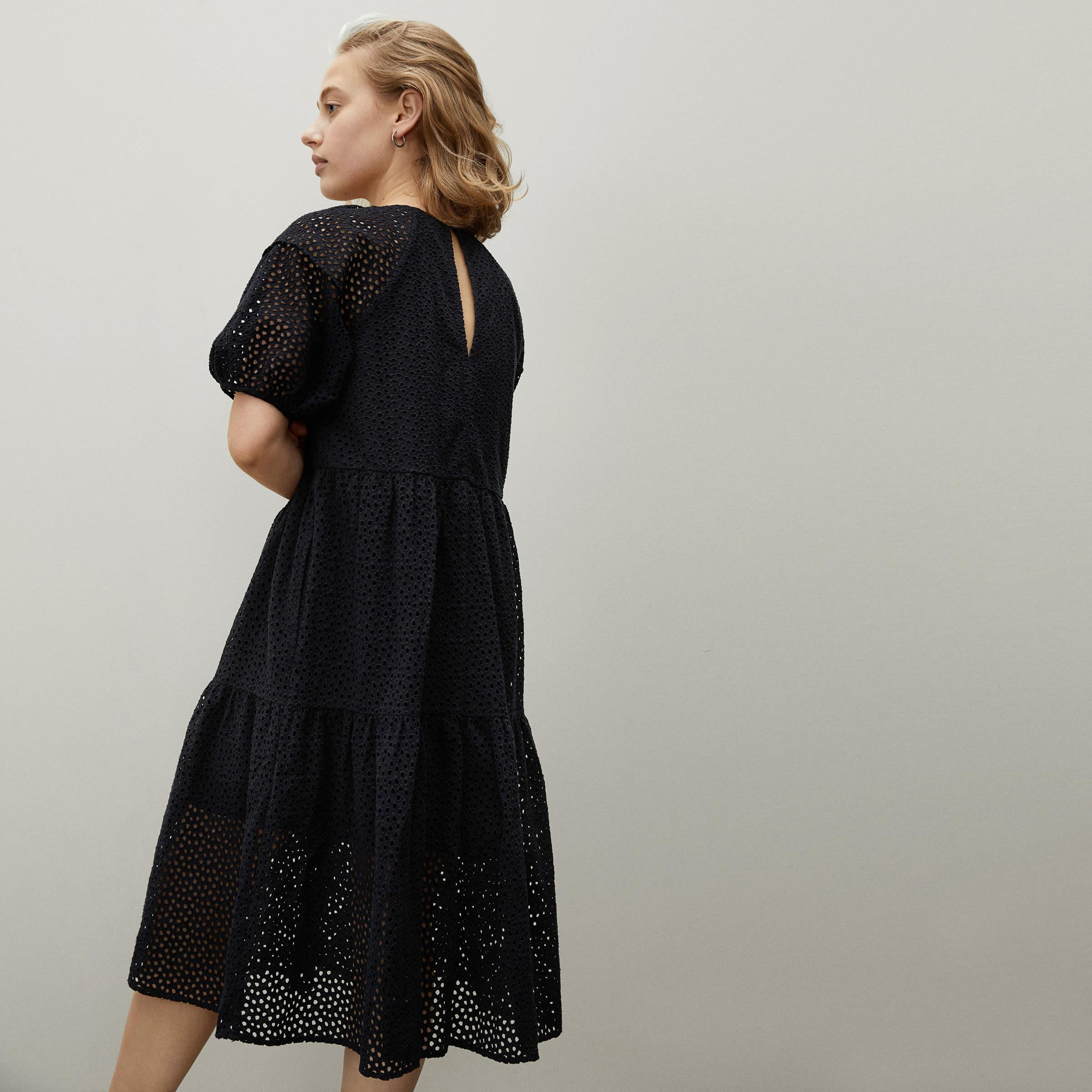 The Tiered Eyelet Dress 3