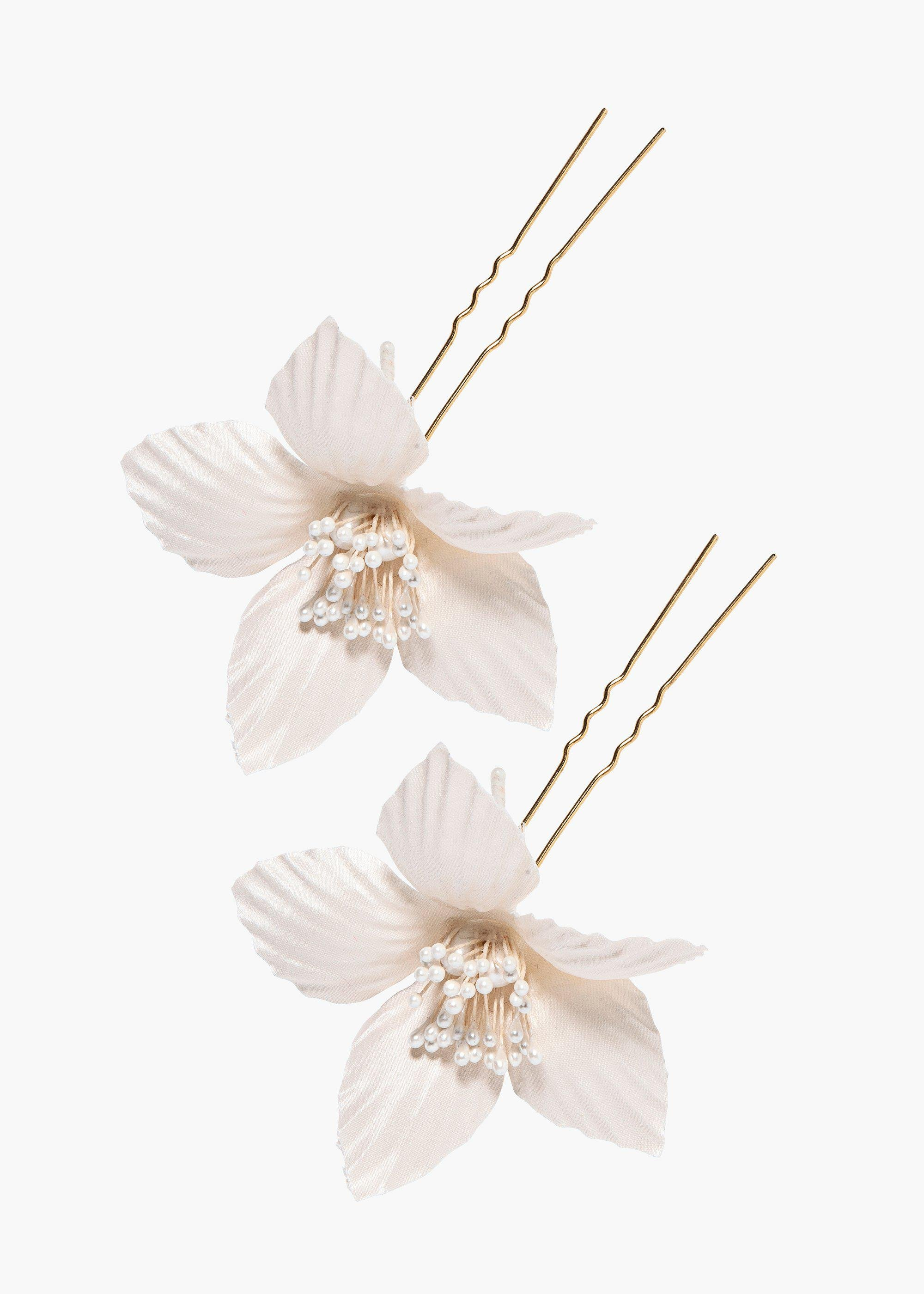 Lily Hairpins - Set of 2