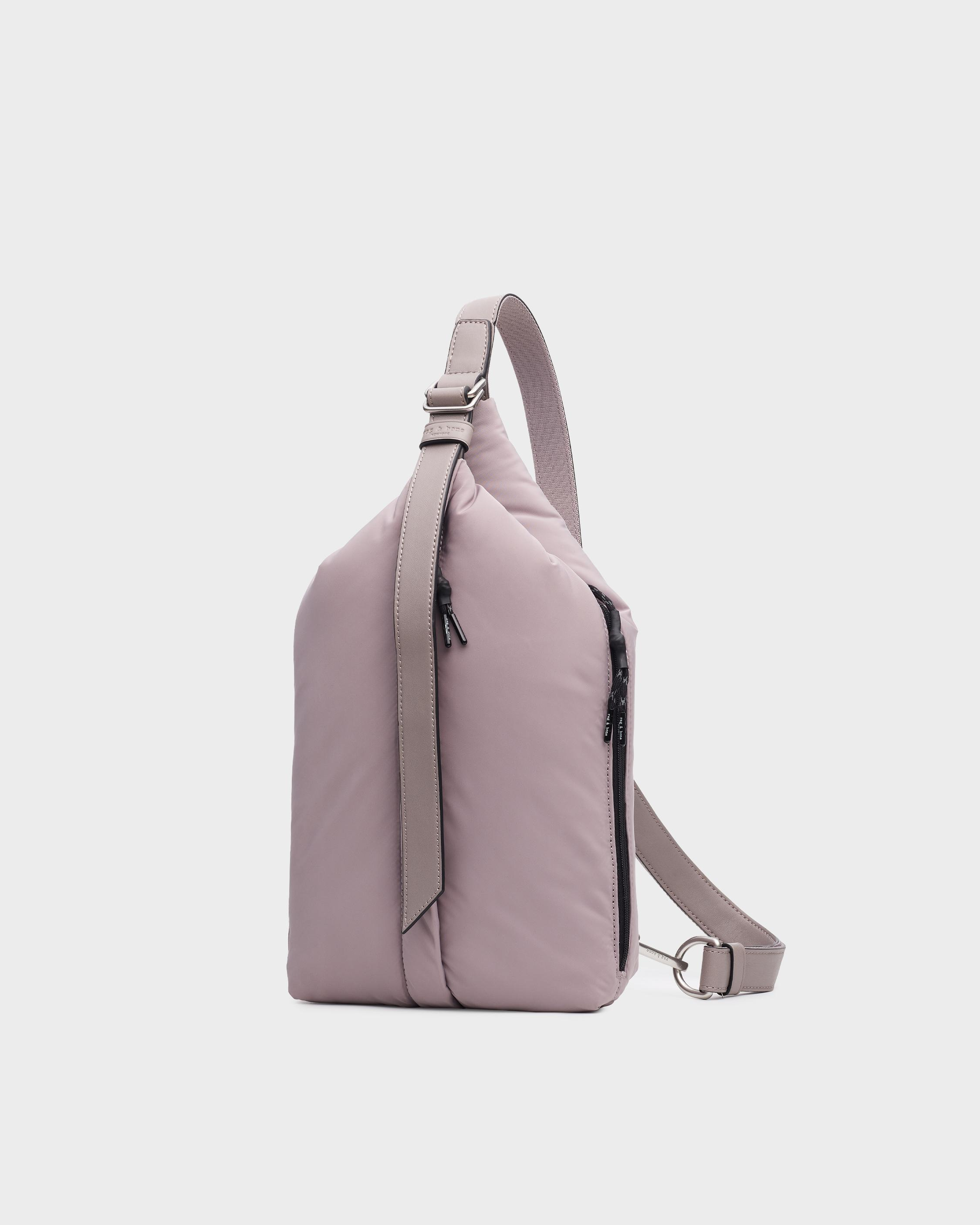 Revival sling - recycled materials and vegan leather