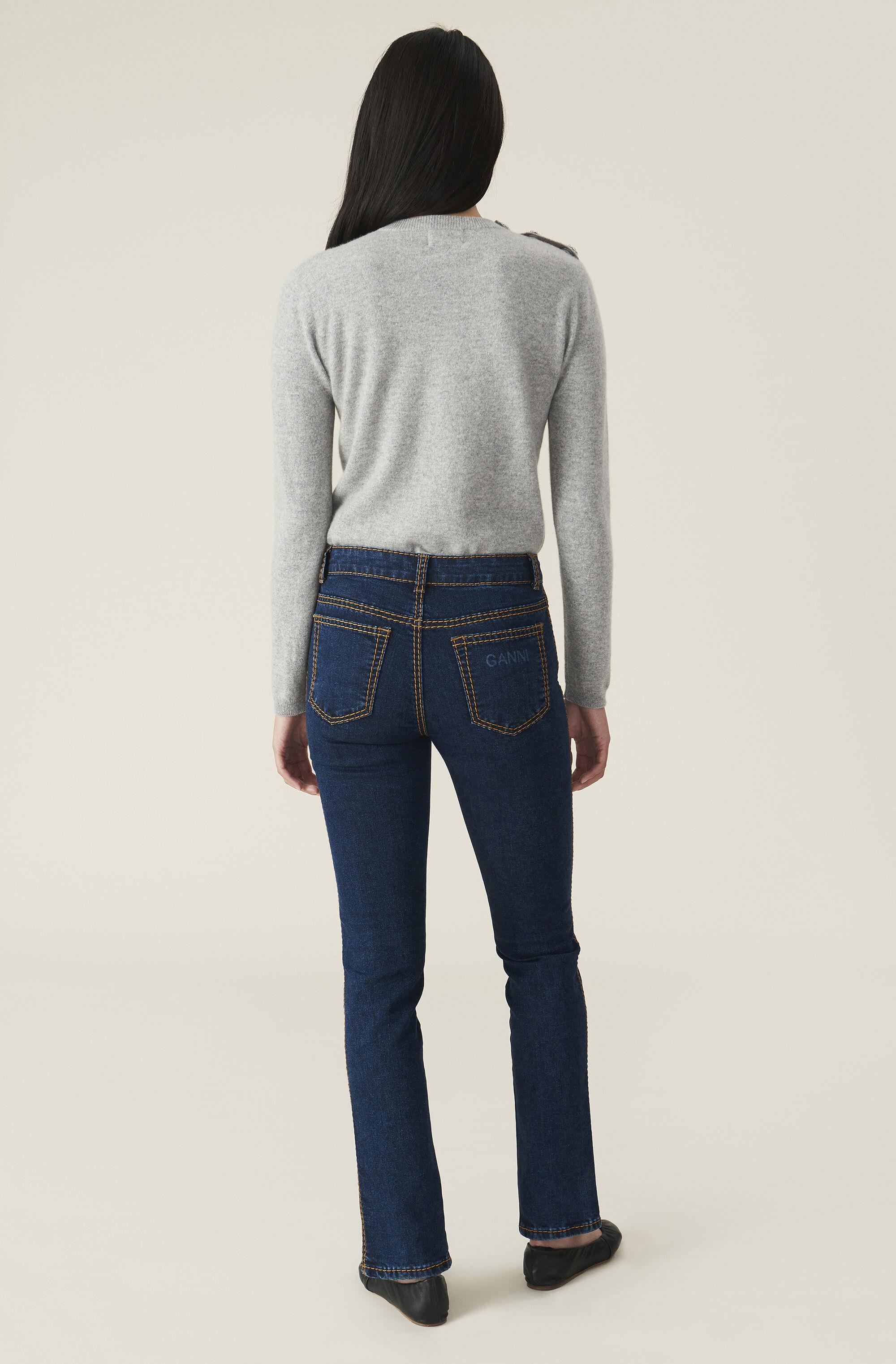 Cashmere Knit Pullover - Solid 2