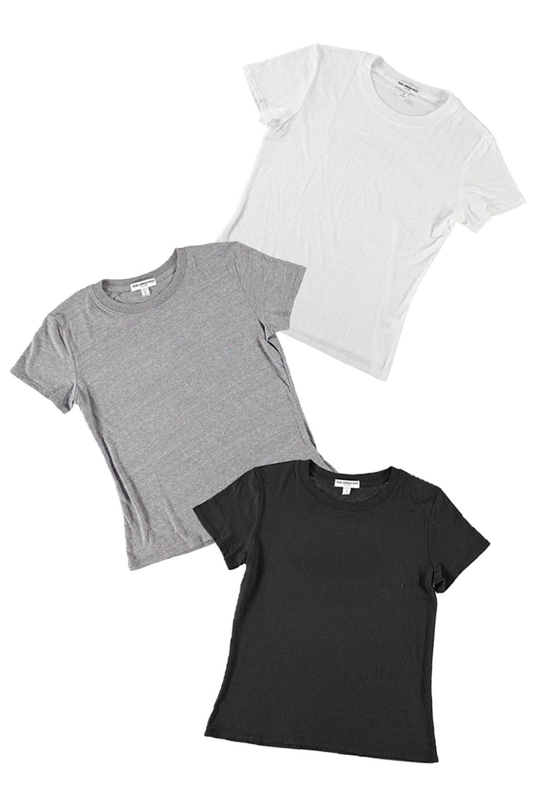 THE LOOSE TEE - 3 PACK 1
