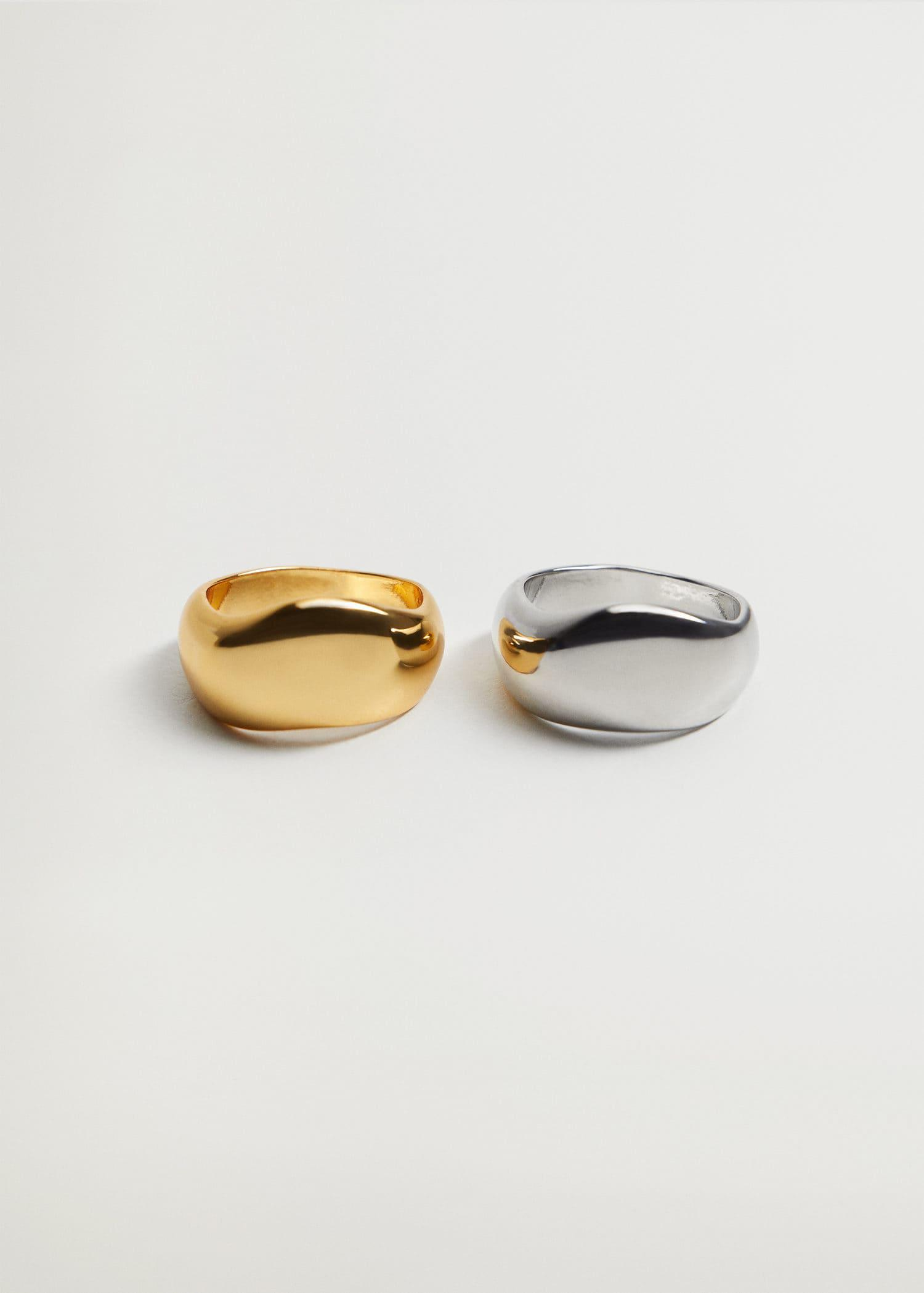 Combined ring 2 set
