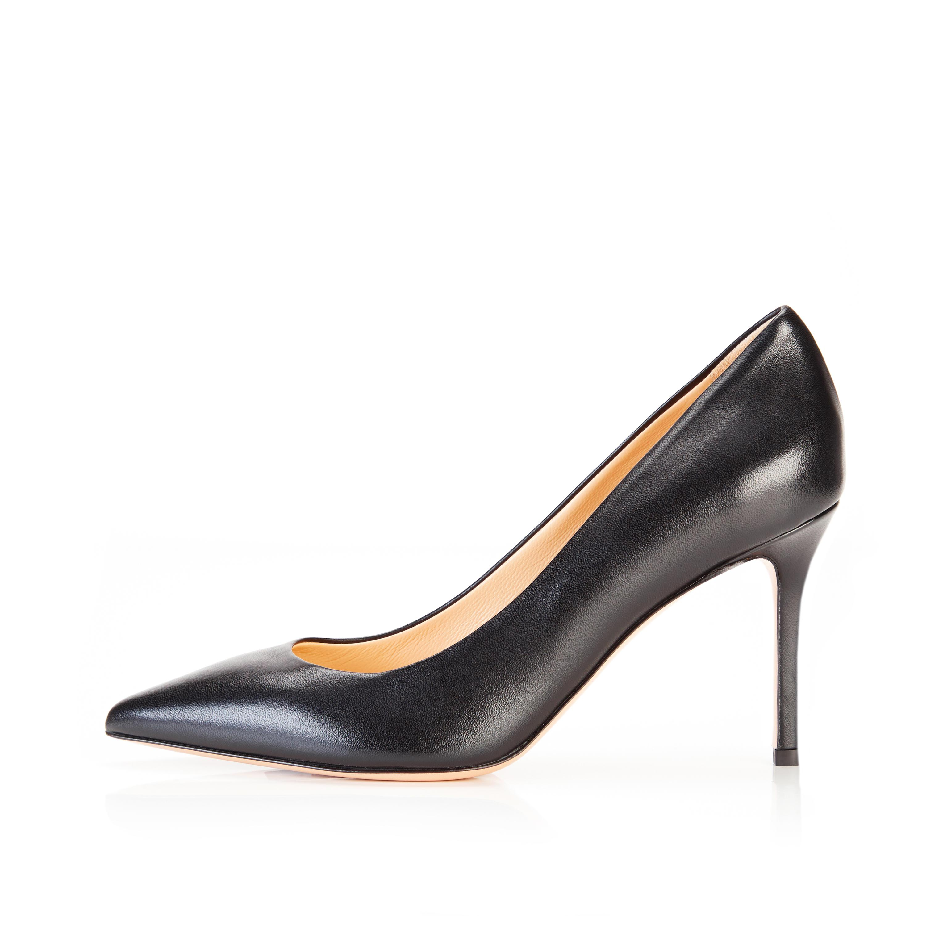 Must Have 85 | Classic Nappa Leather High Heel Pump
