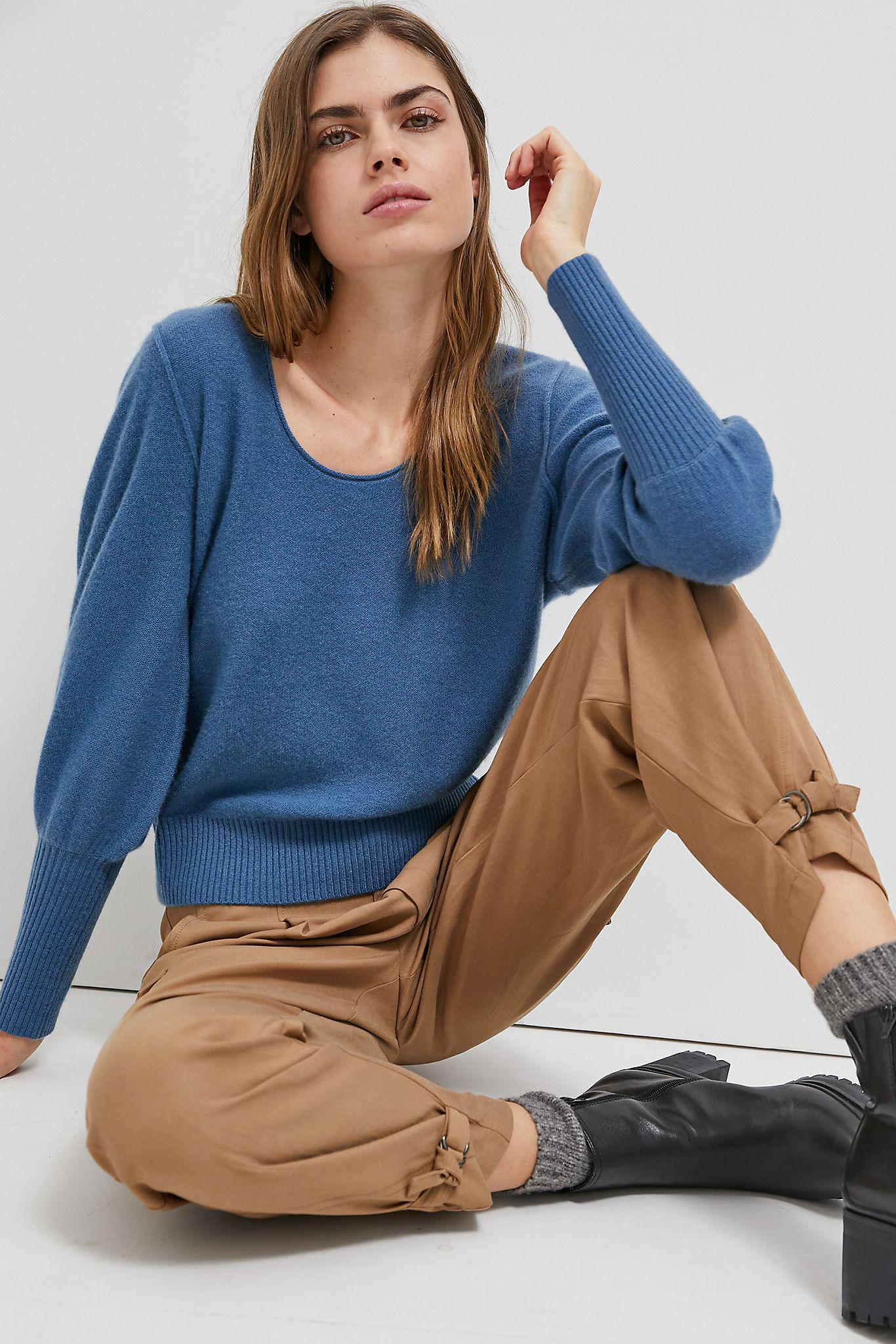 Maeve Bedford Cashmere Sweater