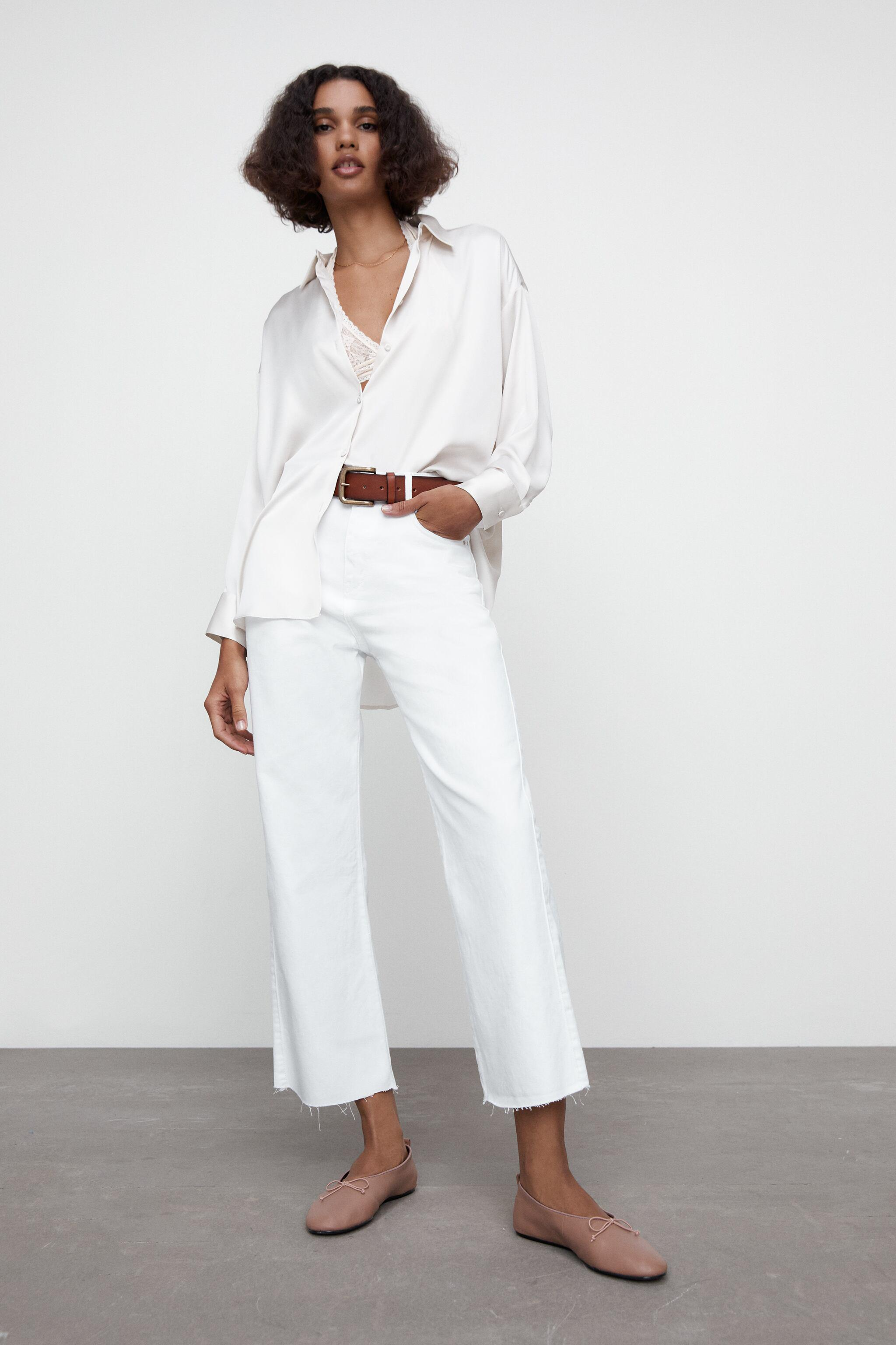 Z1975 HIGH RISE STRAIGHT JEANS
