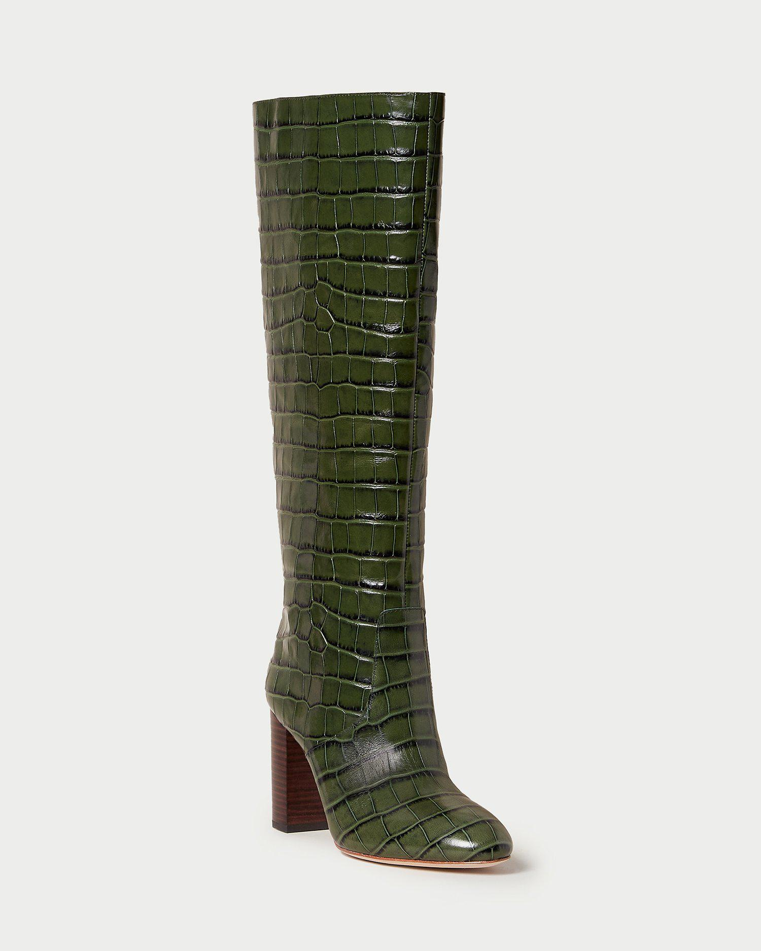Goldy Forest Tall Boot
