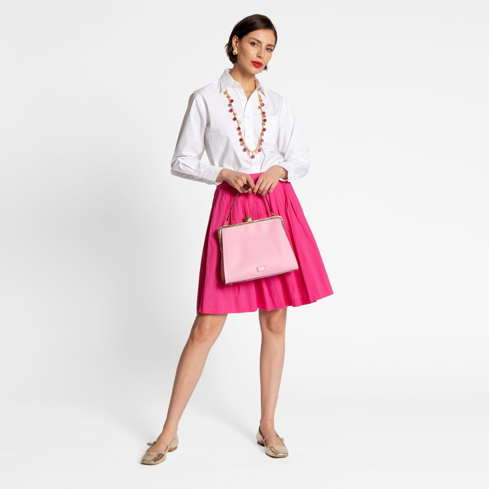 Claire Skirt Pink 1