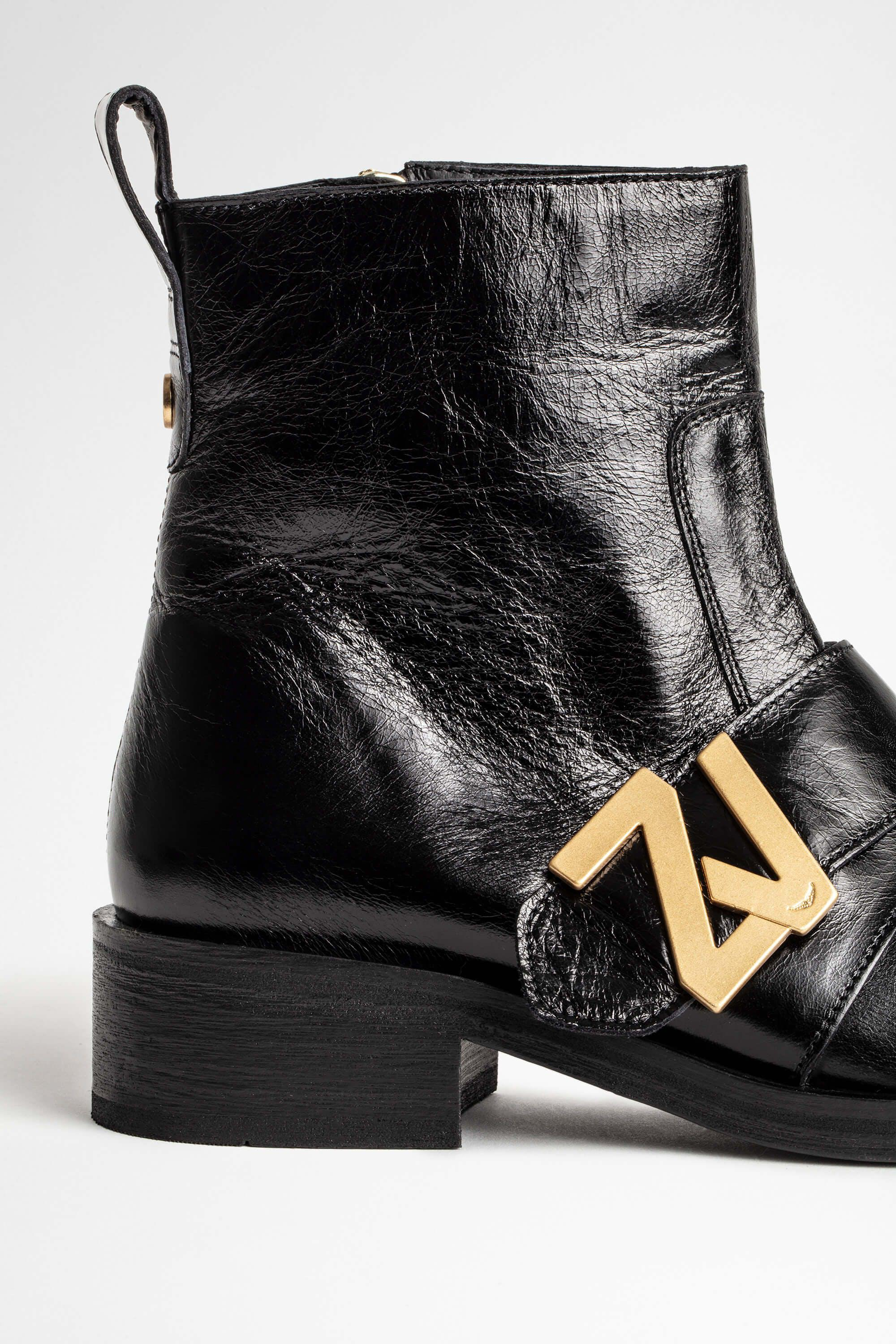 Empress Ankle Boots 4