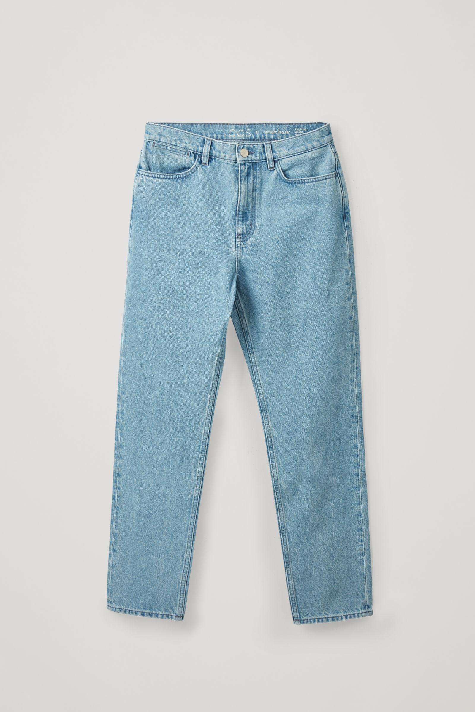 CROPPED STRAIGHT JEANS 6