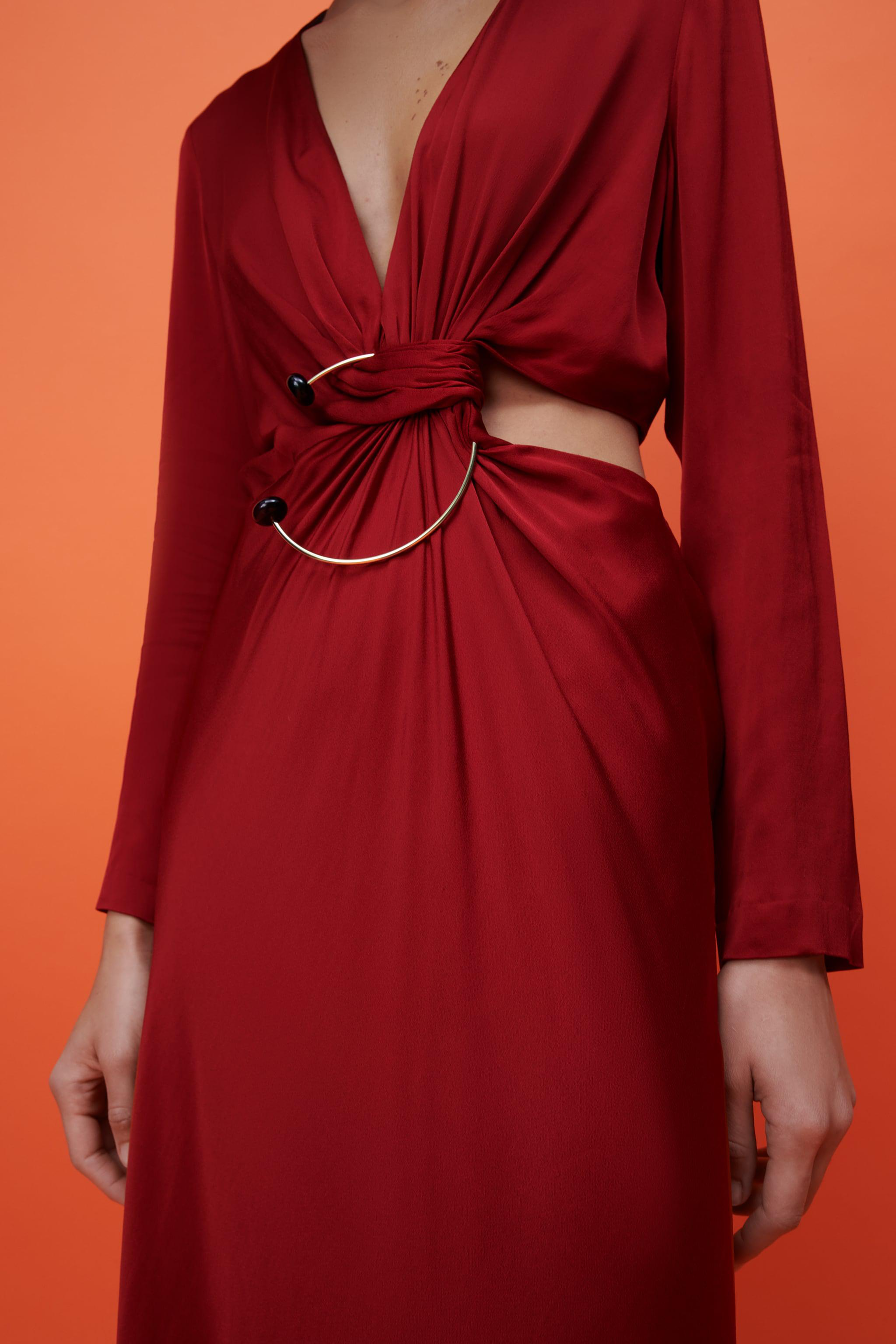 CUT OUT DRESS LIMITED EDITION 2