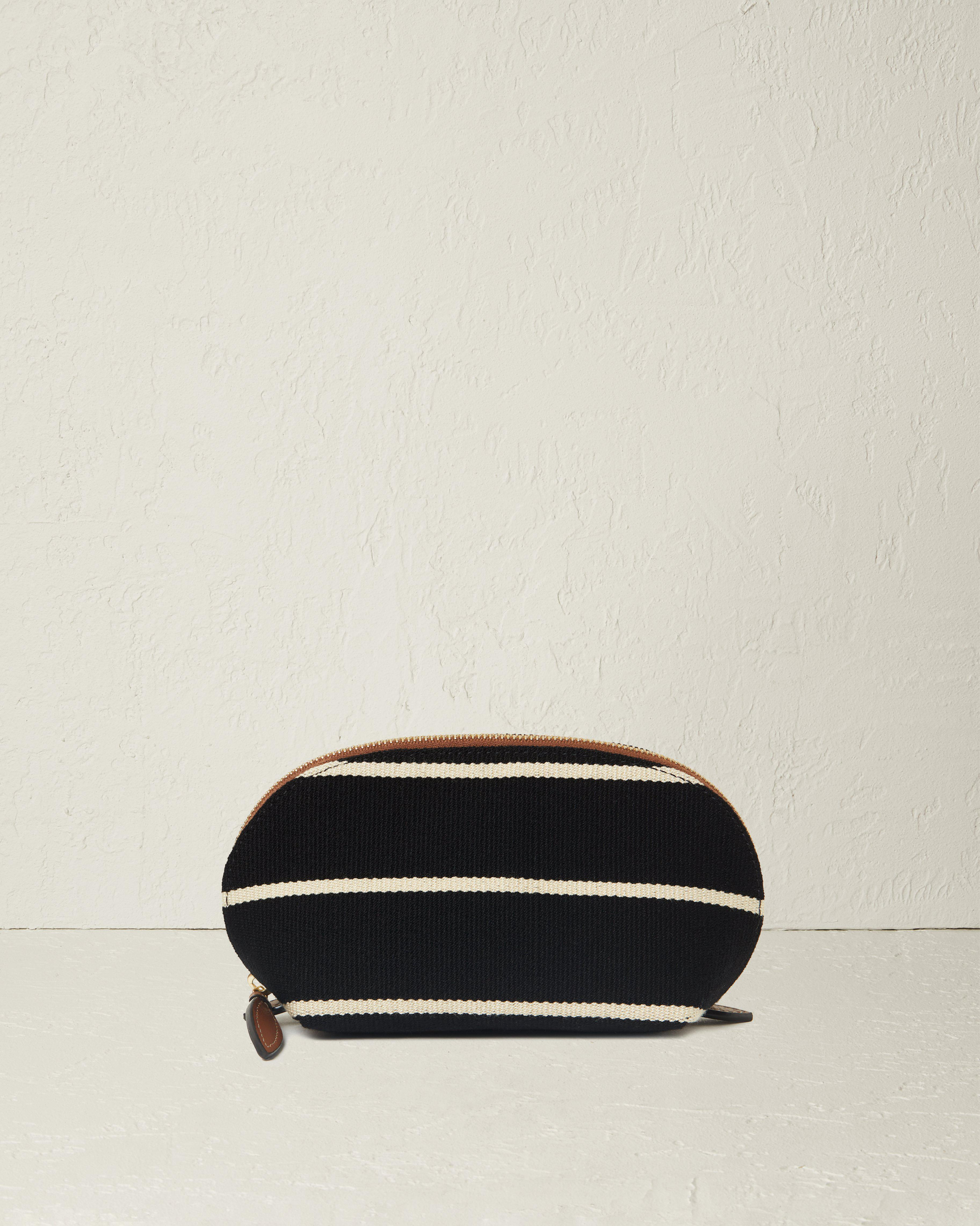 The Voyage Set Small in Cotton Stripe