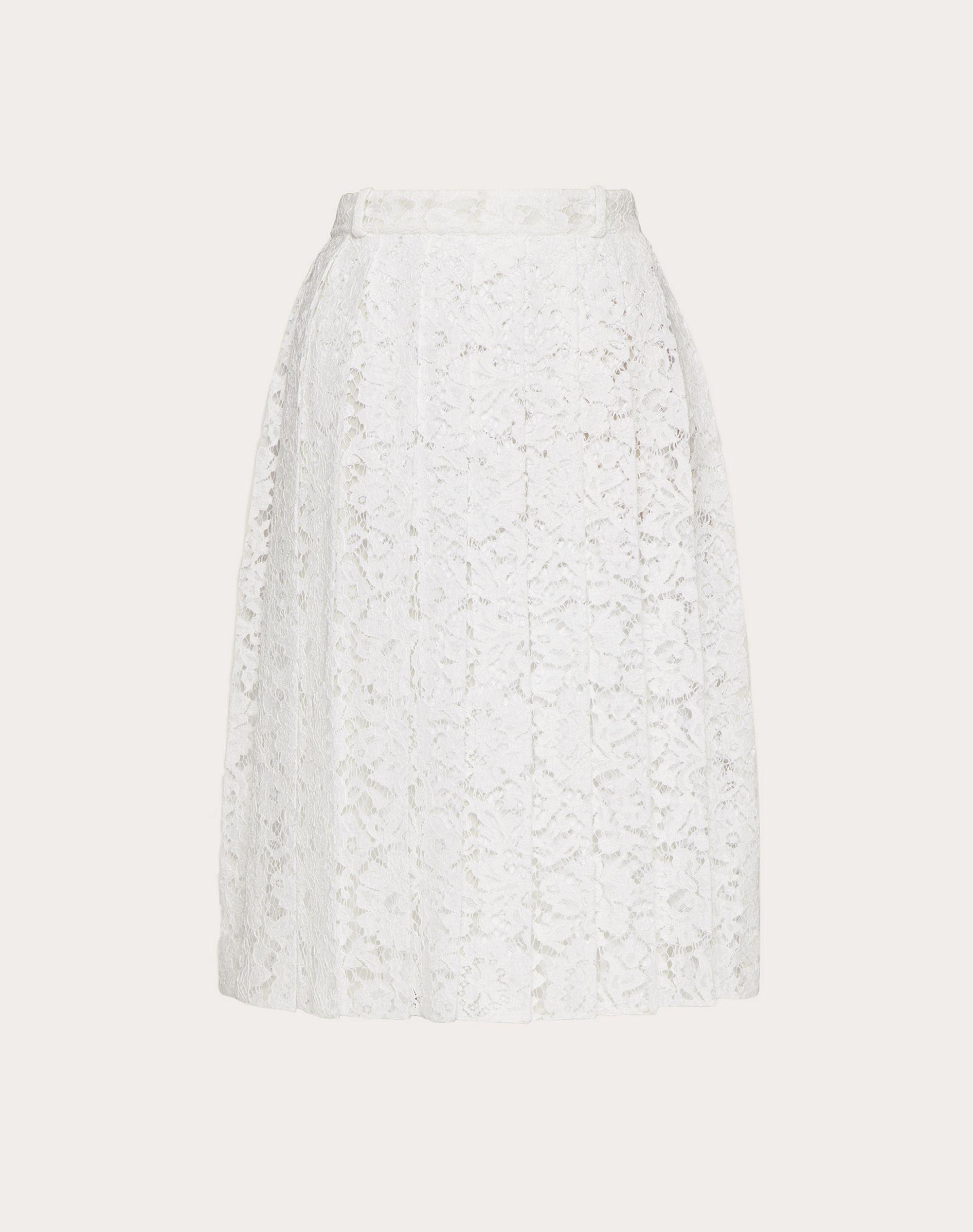 HEAVY LACE SKIRT 3