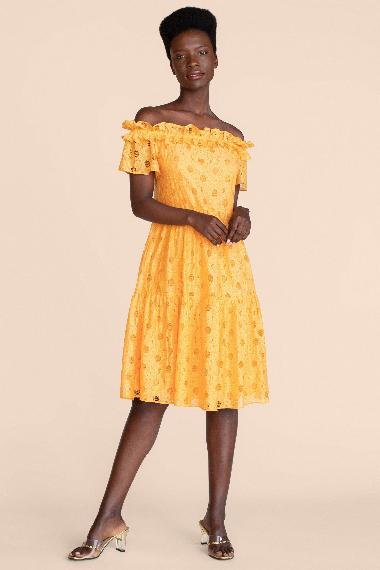 MARGERY DRESS