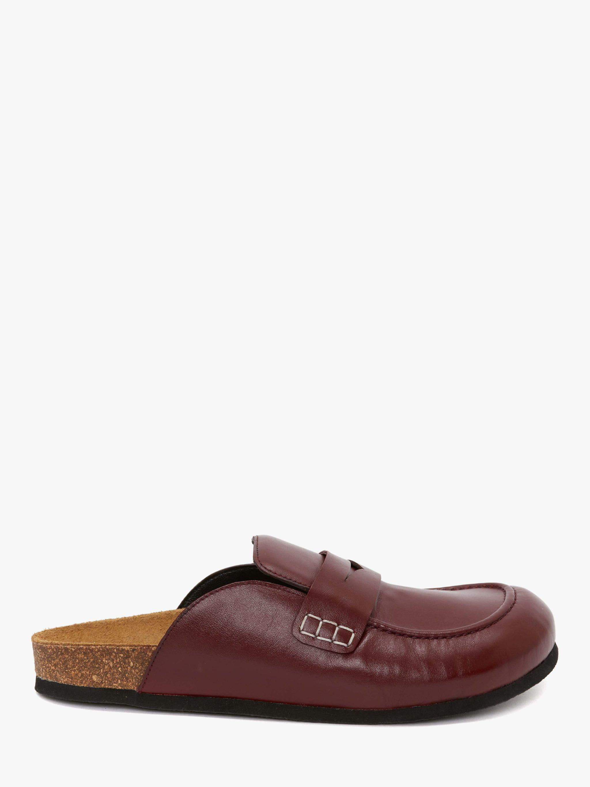 WOMEN'S LOAFER - LEATHER