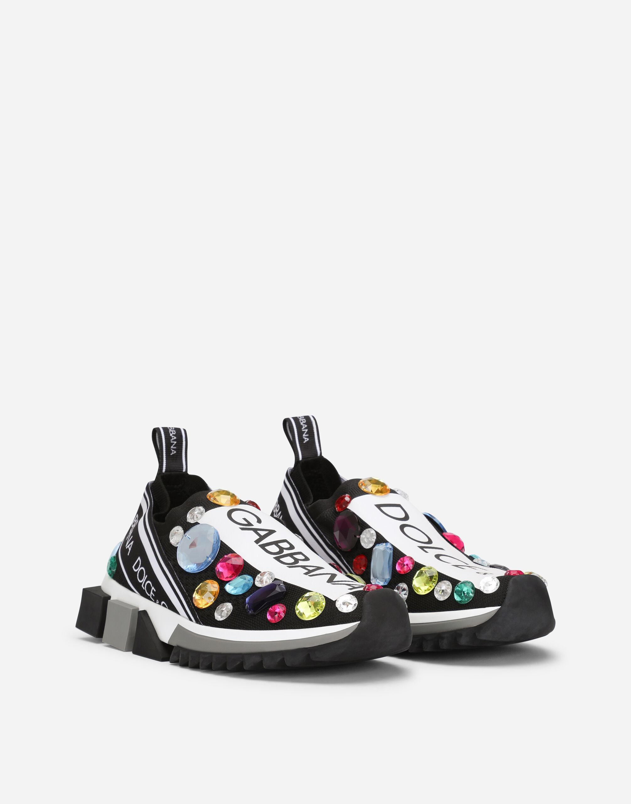 Sorrento sneakers with embroidery 1
