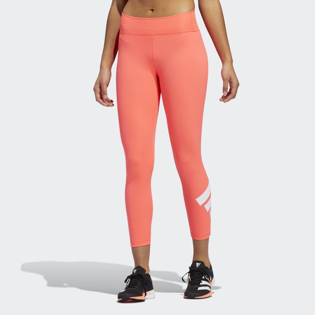 Circuit Badge of Sport 7/8 Tights Signal Pink