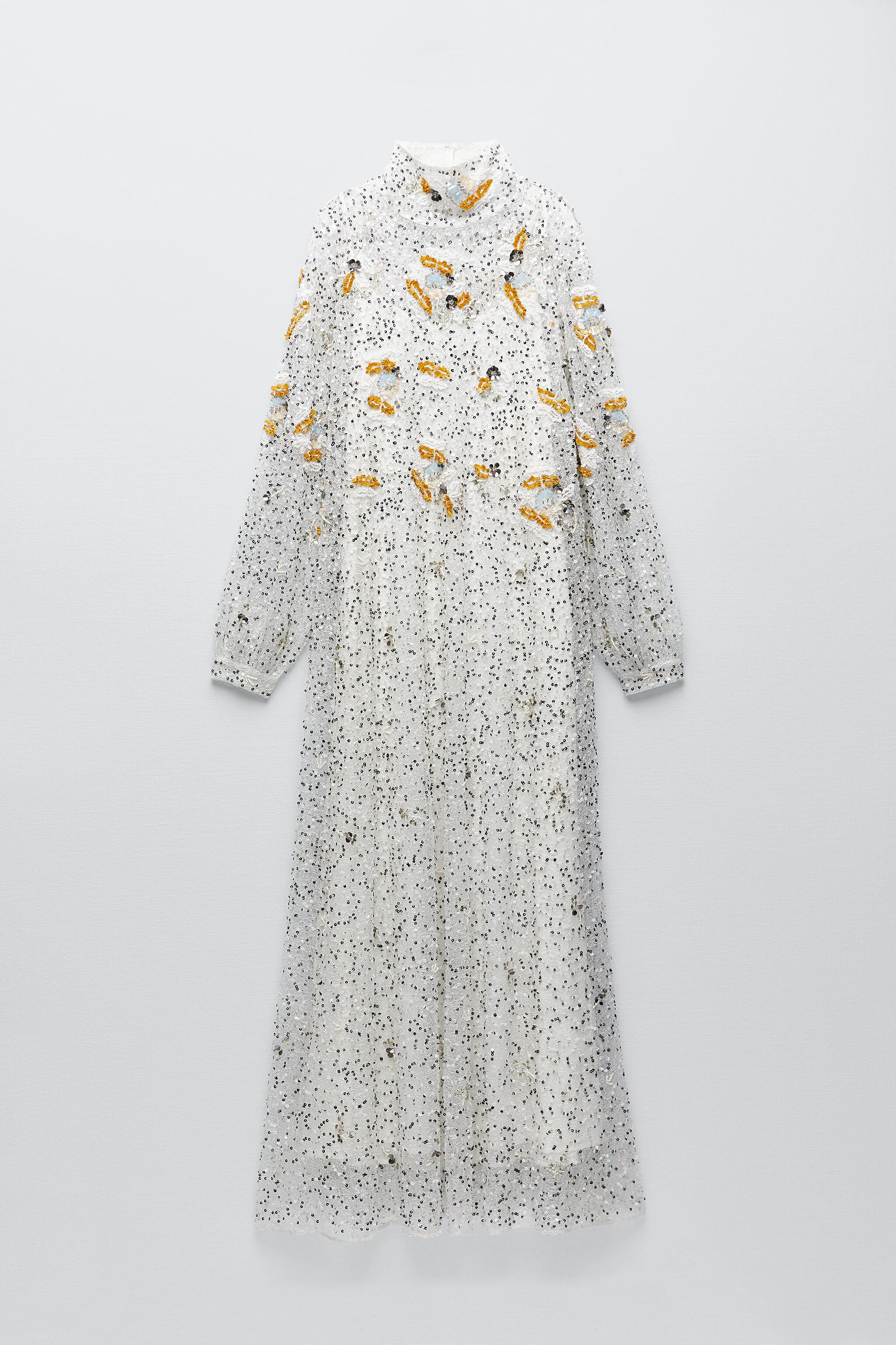 LONG SEQUIN DRESS LIMITED EDITION 1