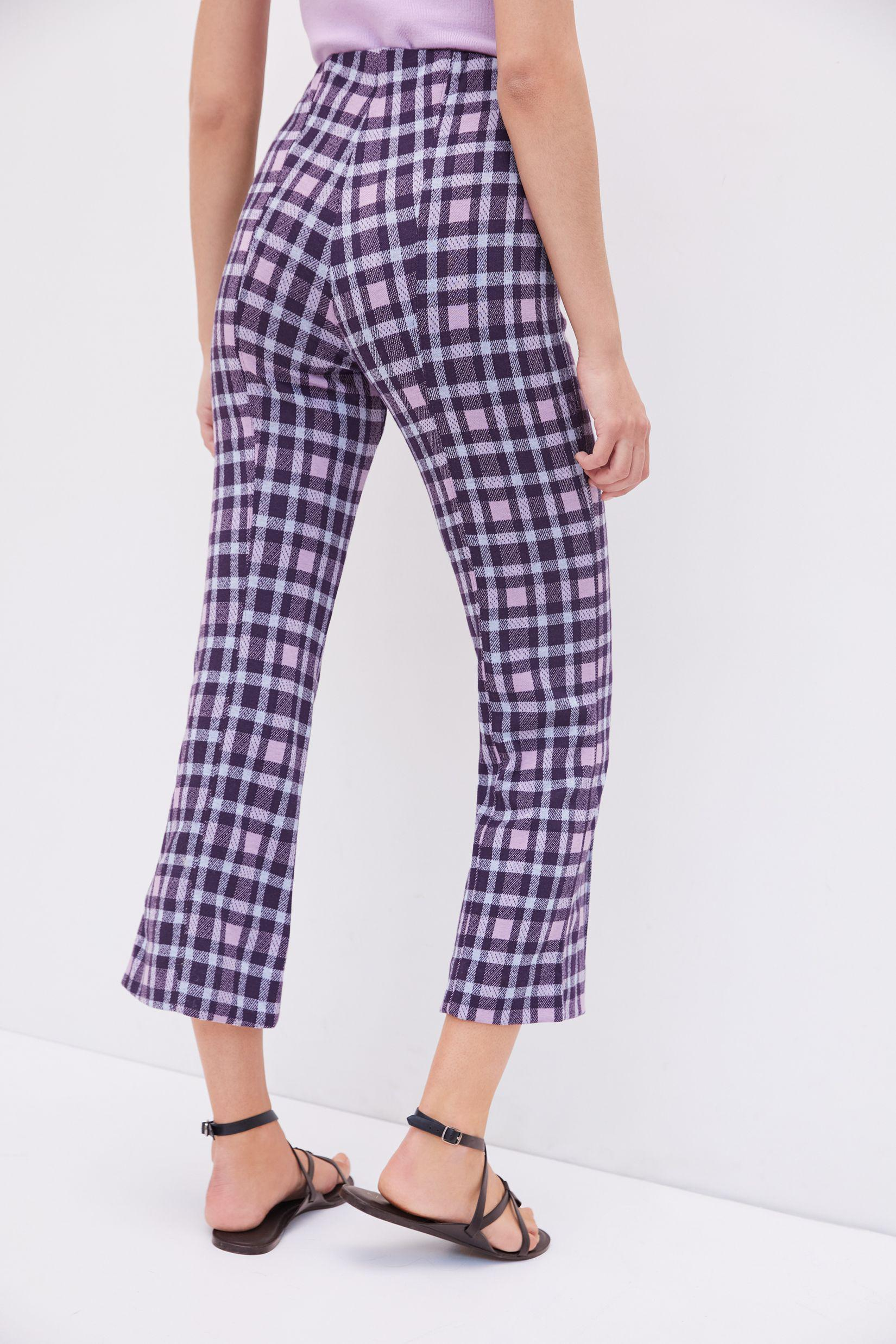 Maeve Cropped Flare Pants 1
