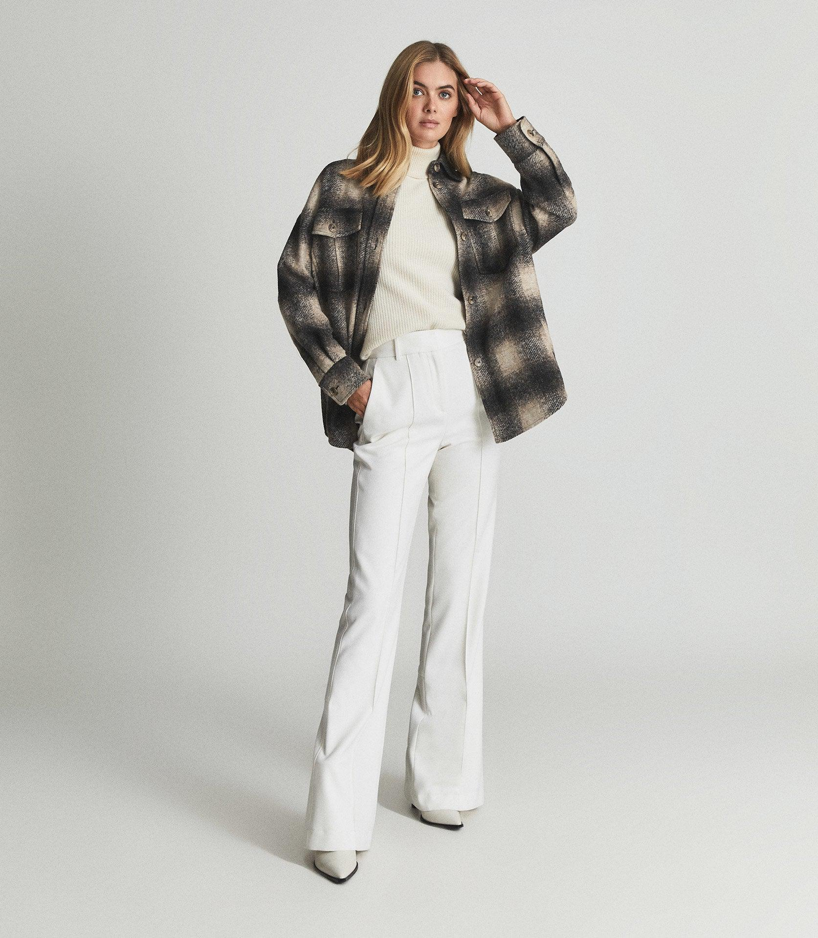 EMERY - CHECKED FLANNEL OVERSHIRT