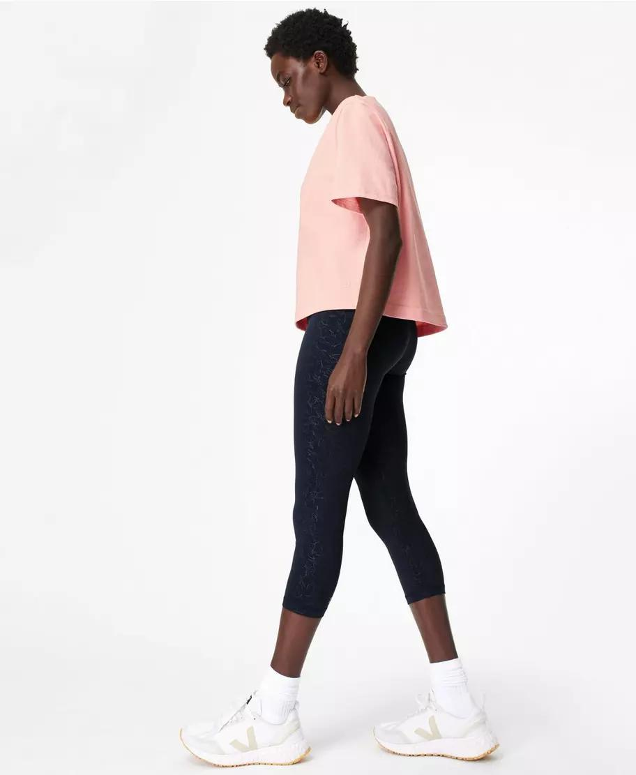 All Day Cropped Workout Leggings 4