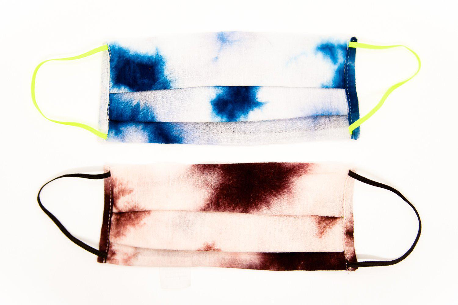 Mask Pair - TIE DYE FOR