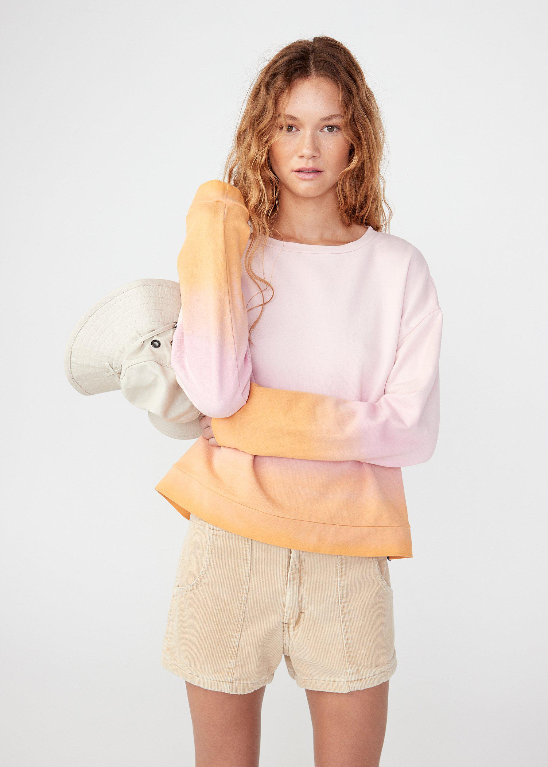 The Organic Ombre Summer - Pink/Gold 2