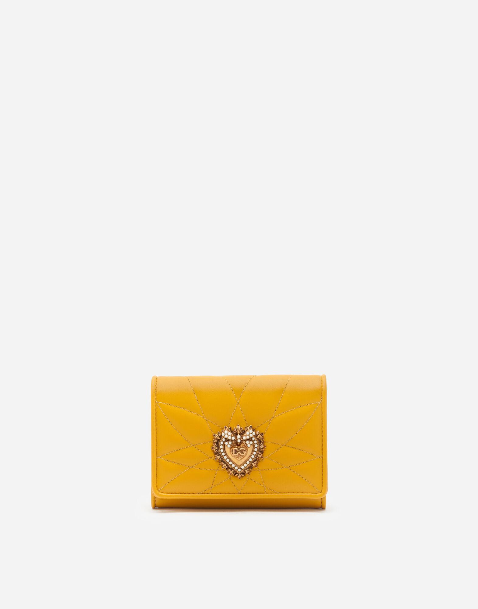Small Devotion continental wallet