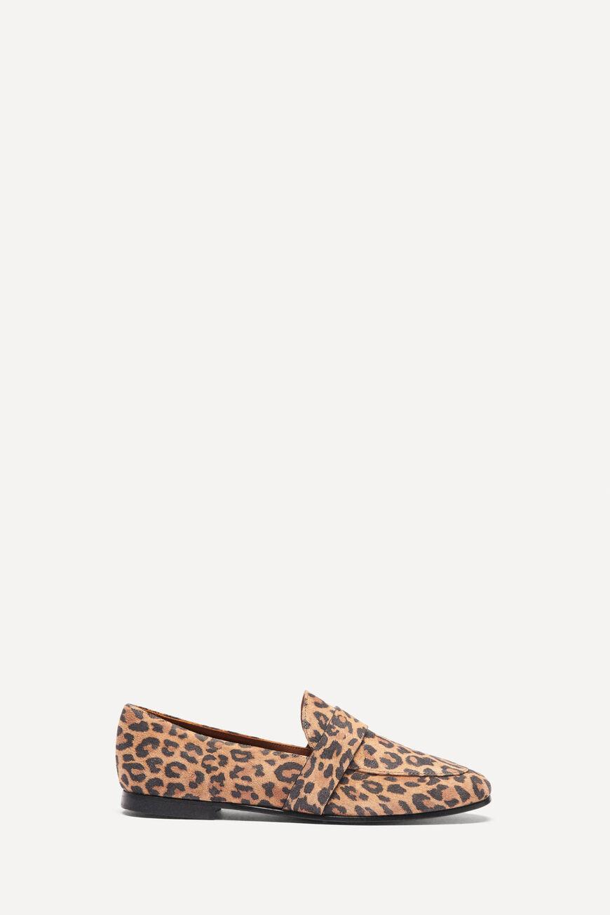lcampbell.LEOPARD LOAFERS