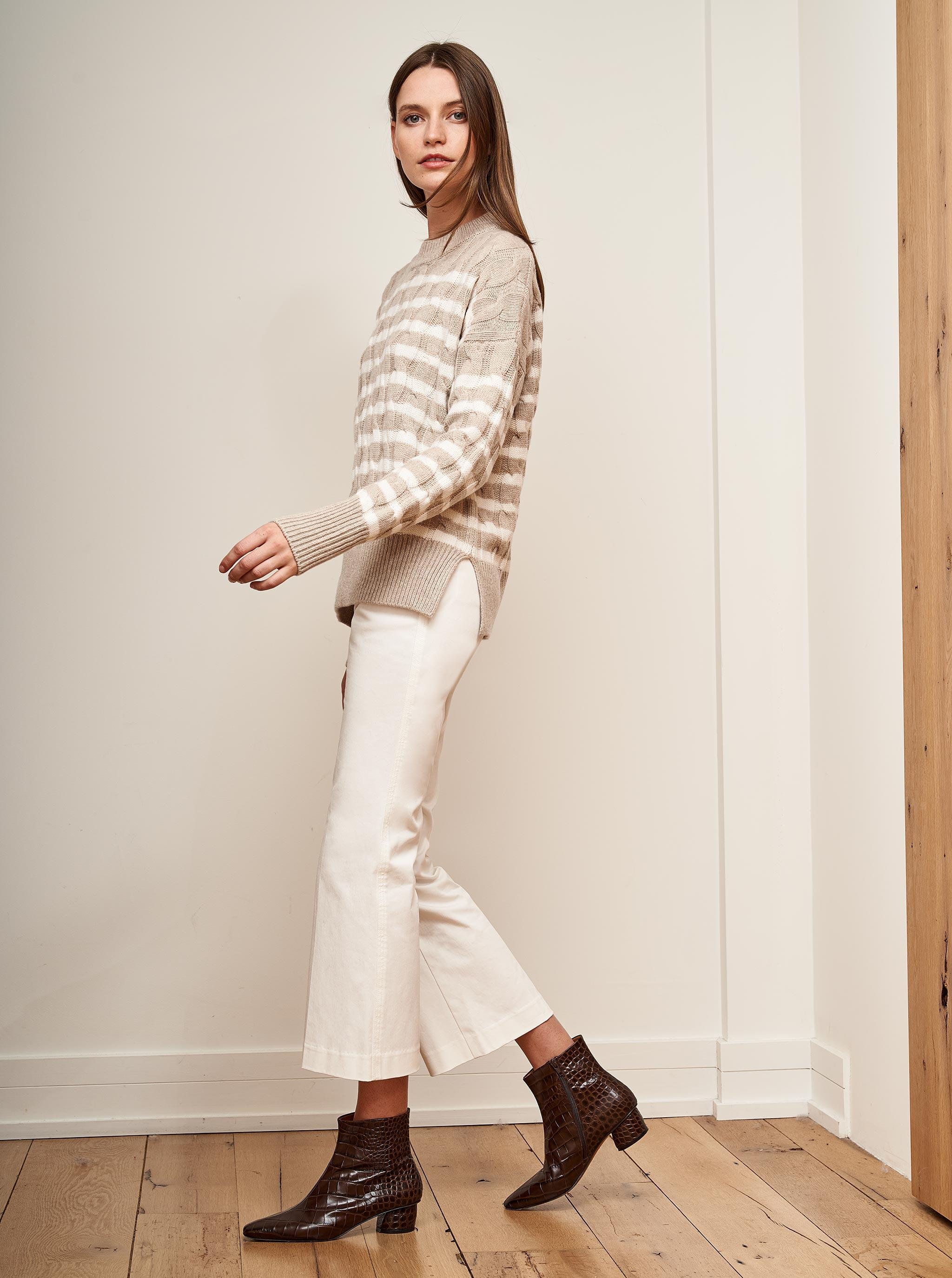 Cable Marin Sweater 7