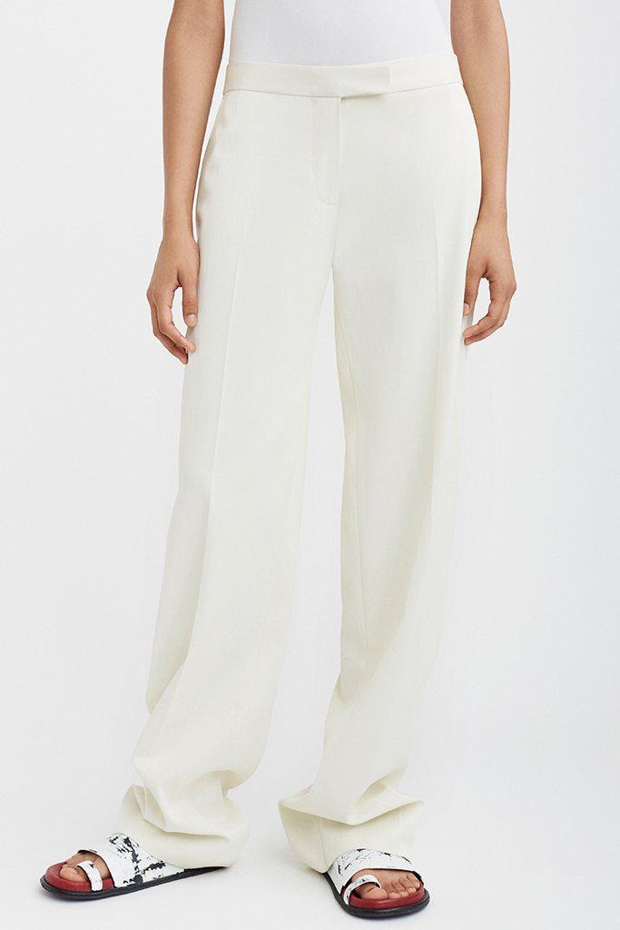 Relaxed Straight Trouser