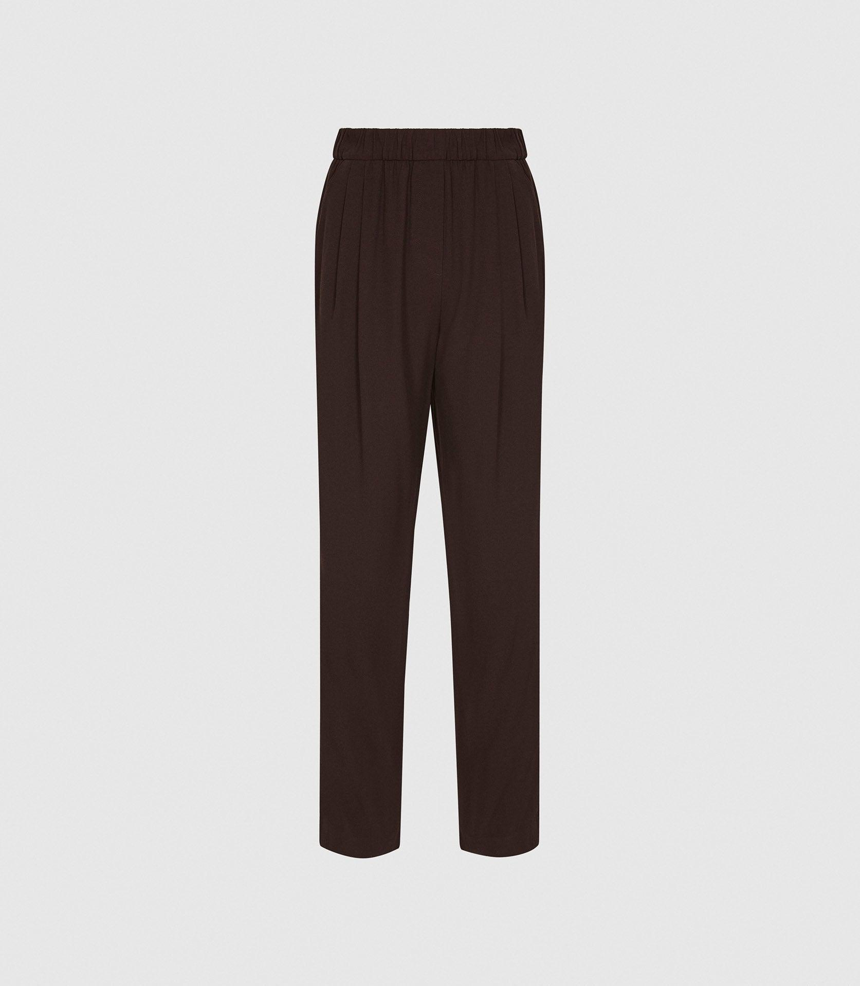 ROXY - RELAXED FIT TAPERED TROUSERS 4