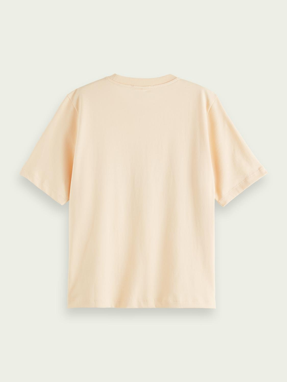 Boxy fit graphic T-shirt 4