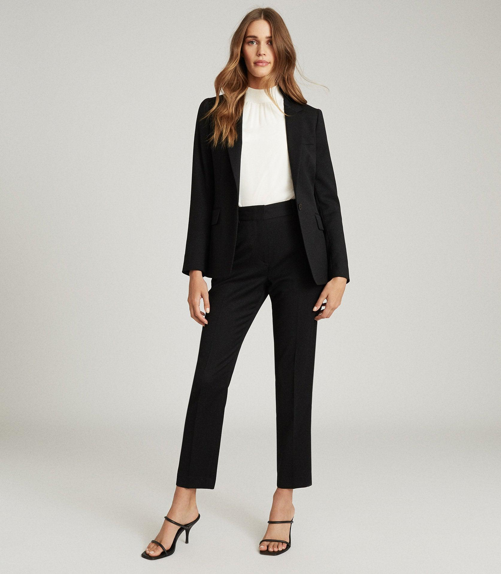HAYES - SLIM FIT TAILORED PANTS