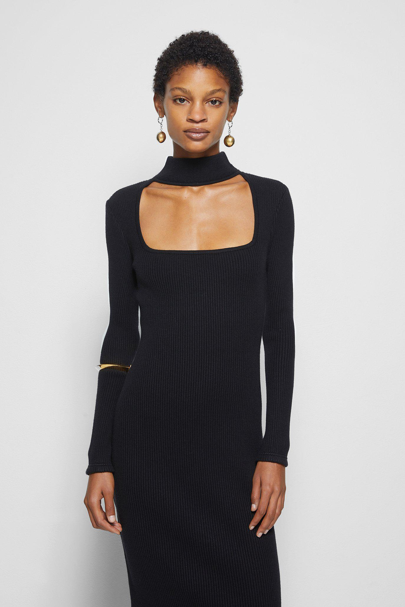 Kenny Recycled Knit Dress 3