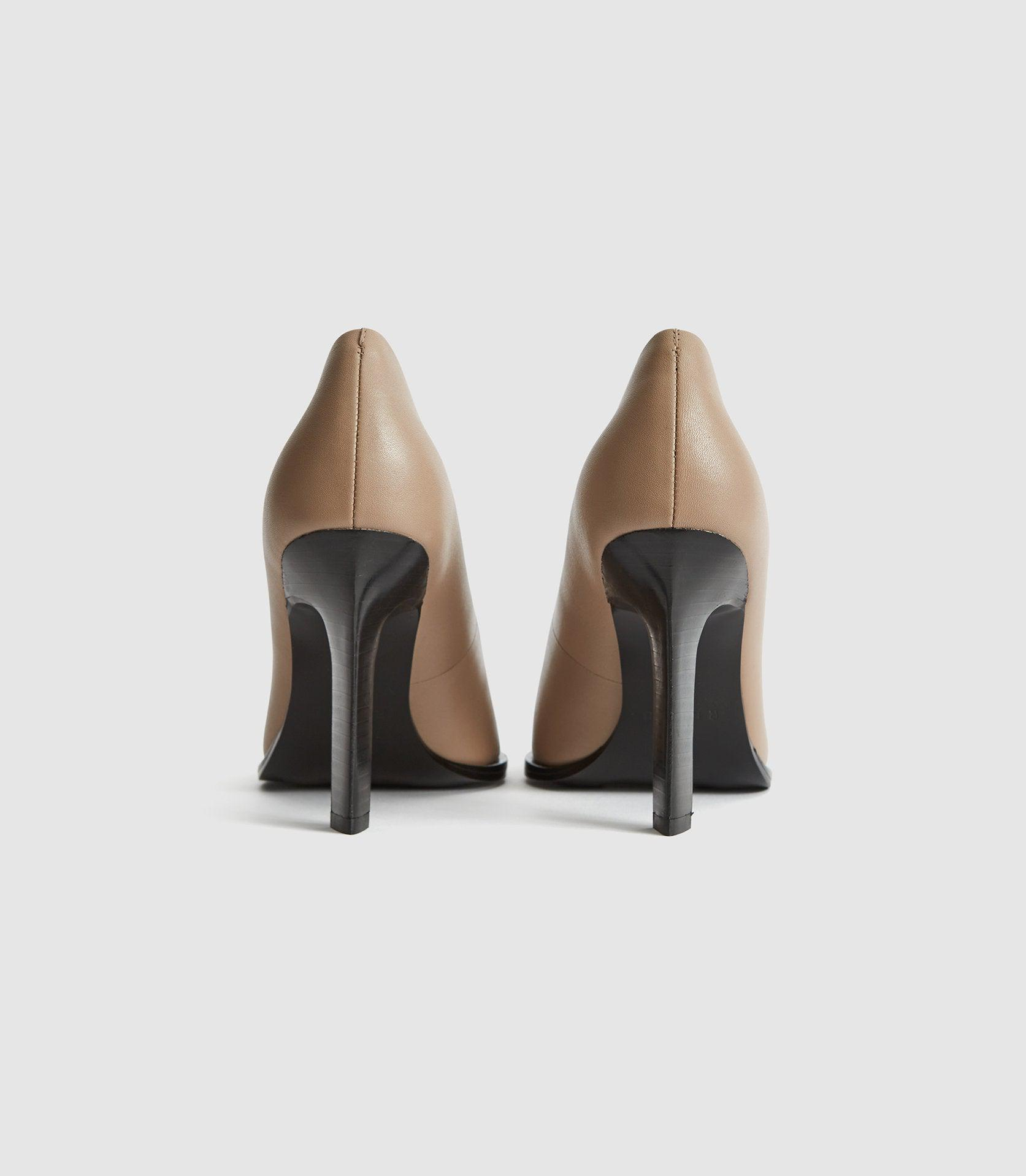 ADA COURT - LEATHER COURT SHOES 3