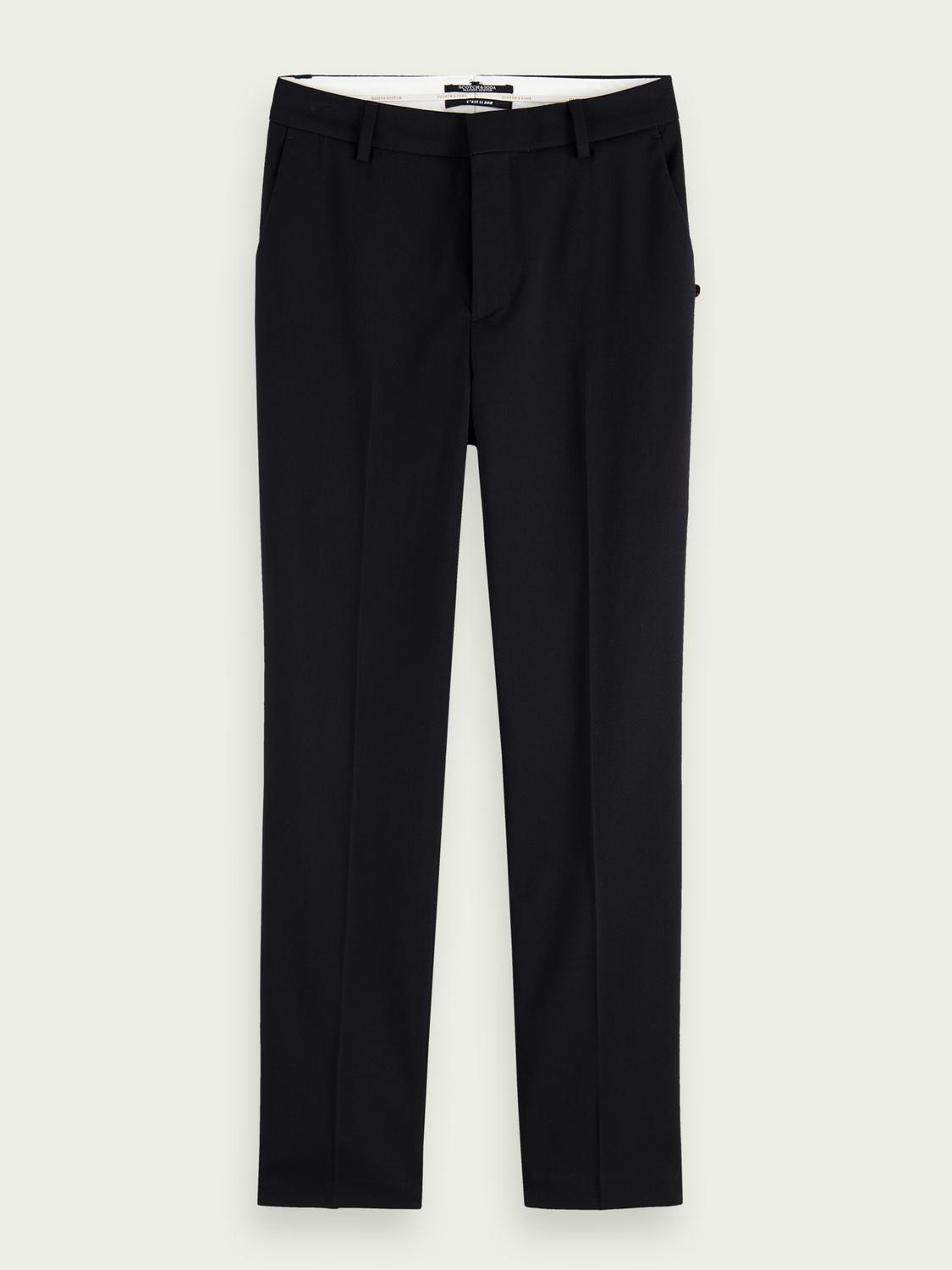 Lowry slim-fit mid-rise trousers 5