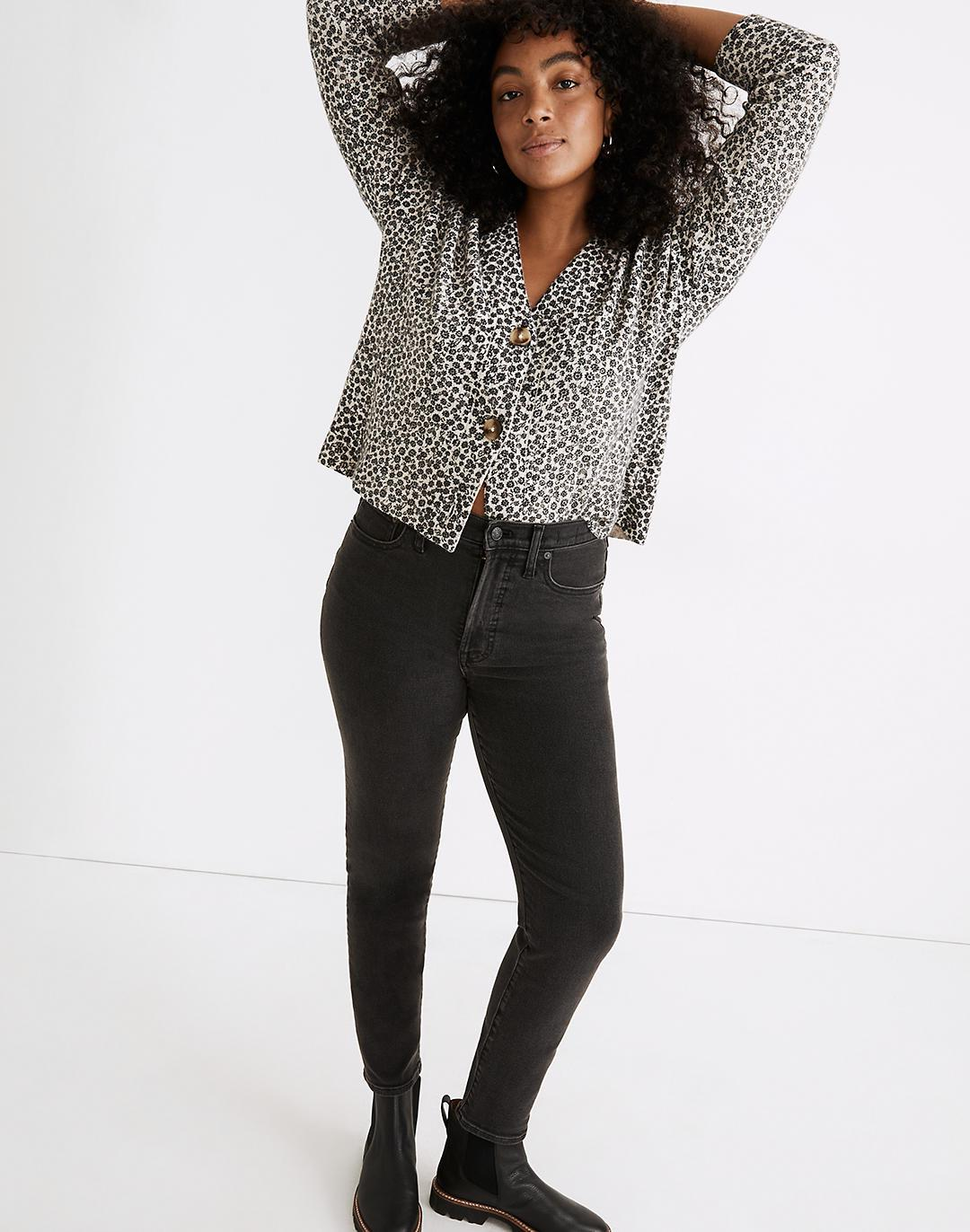The Petite Perfect Vintage Jean in Starkey Wash