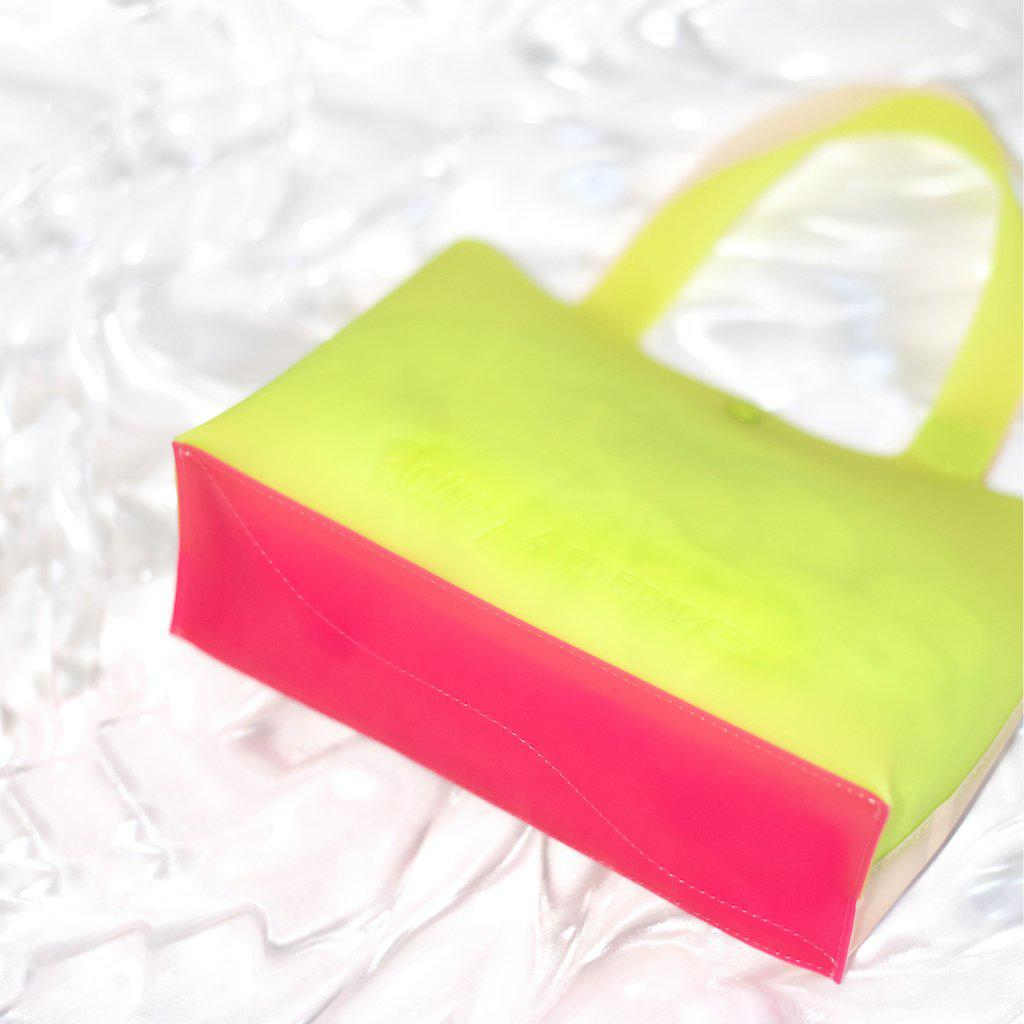 Mini Jelly Tote in Candy Coated 2