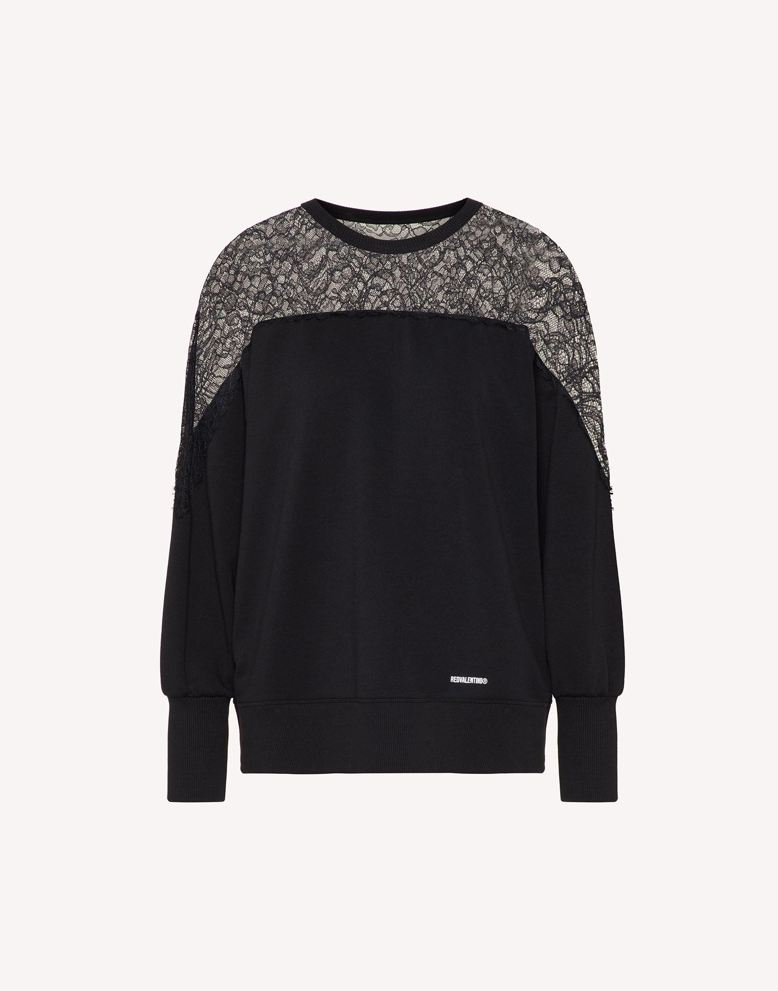 SWEATSHIRT WITH LACE 4