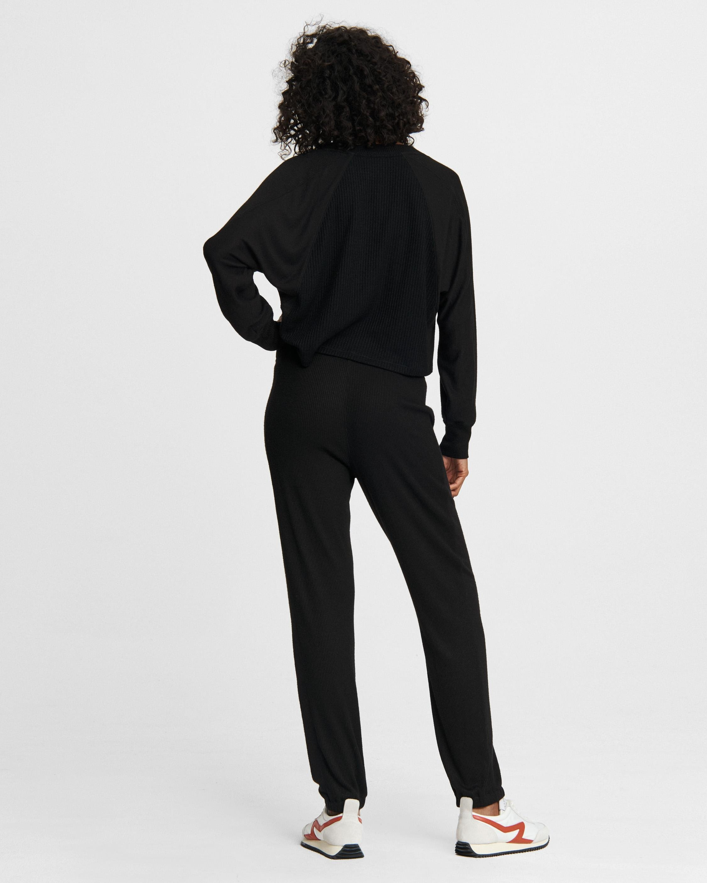 The knit jersey pant 2