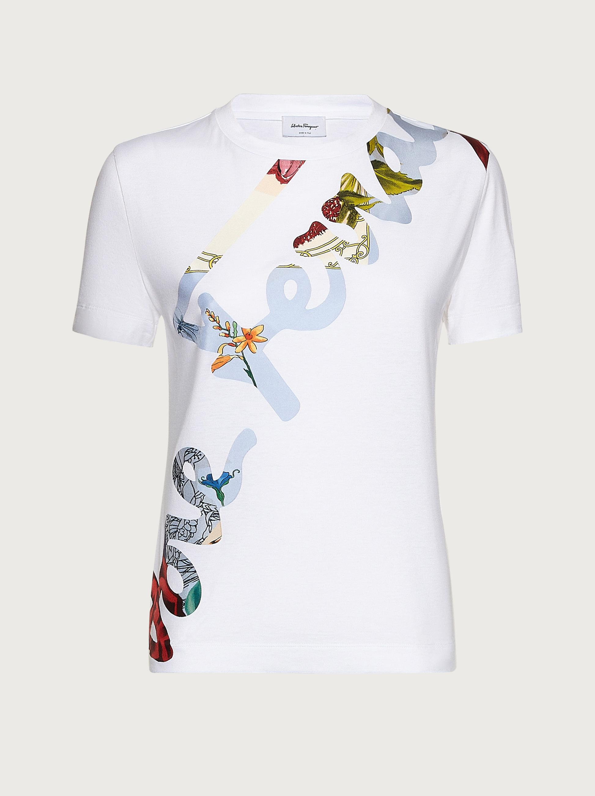 T-SHIRT WITH SIGNATURE 3