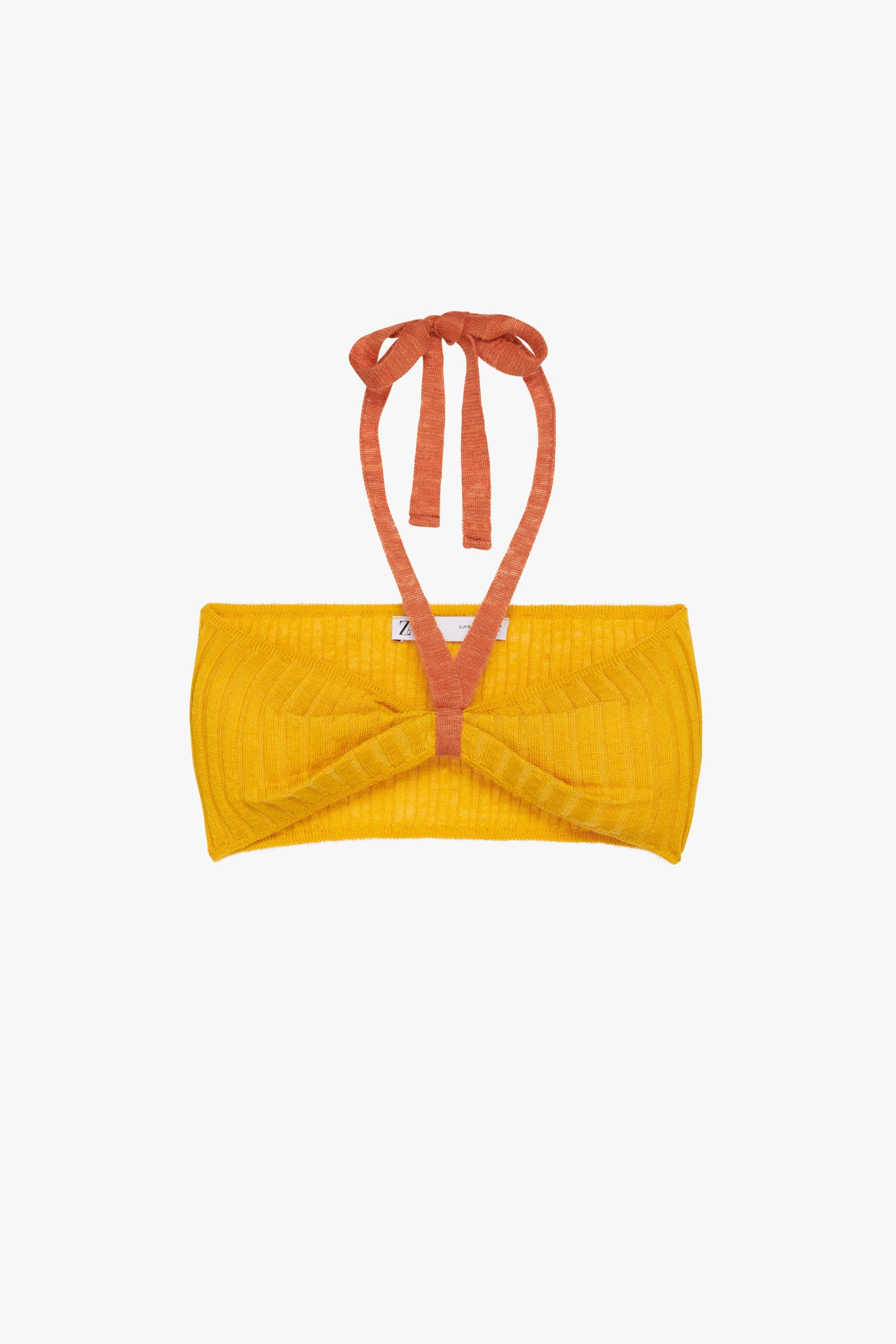 TIED BANDEAU LIMITED EDITION 5