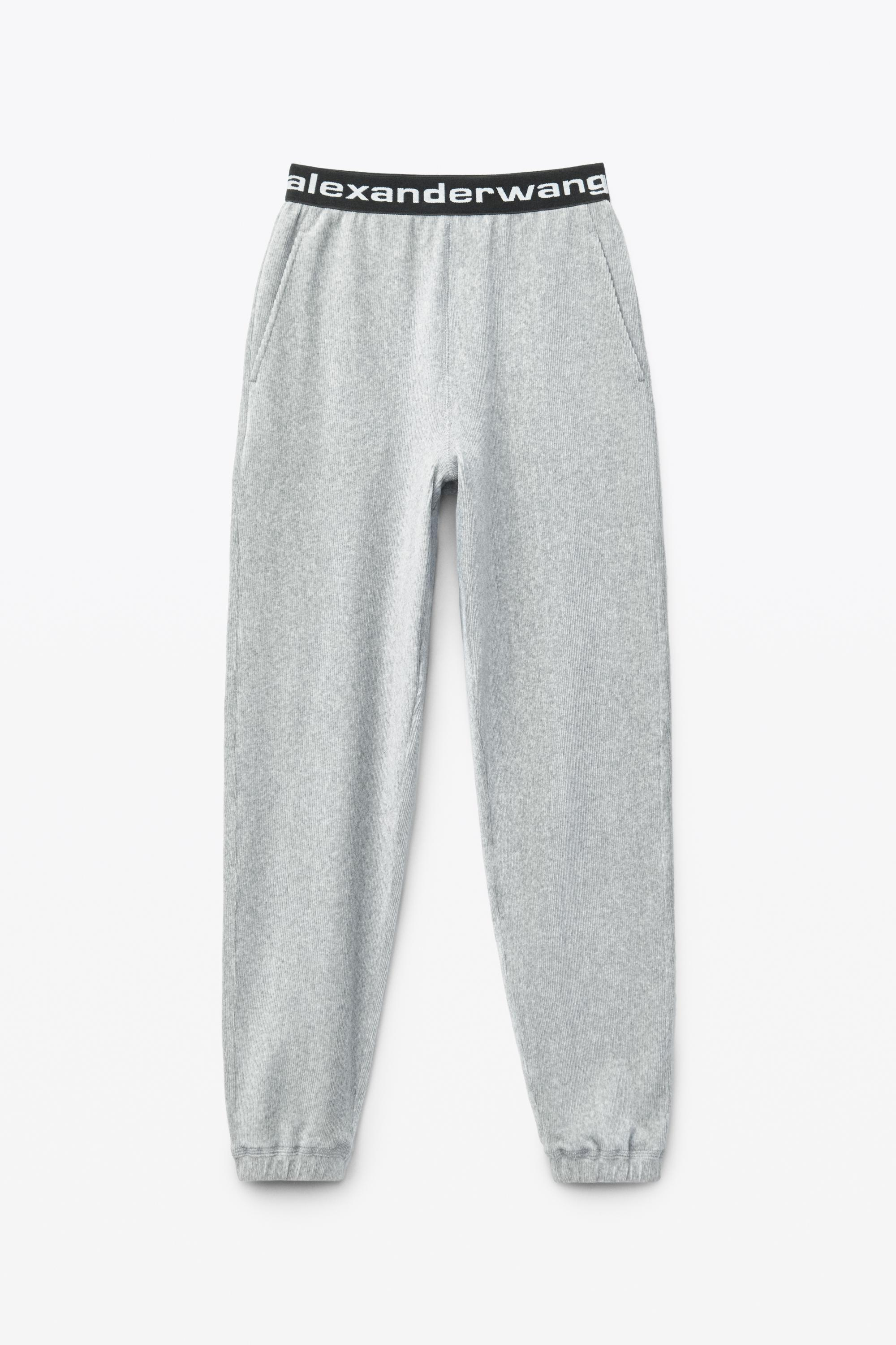 jogger pant in stretch corduroy 1